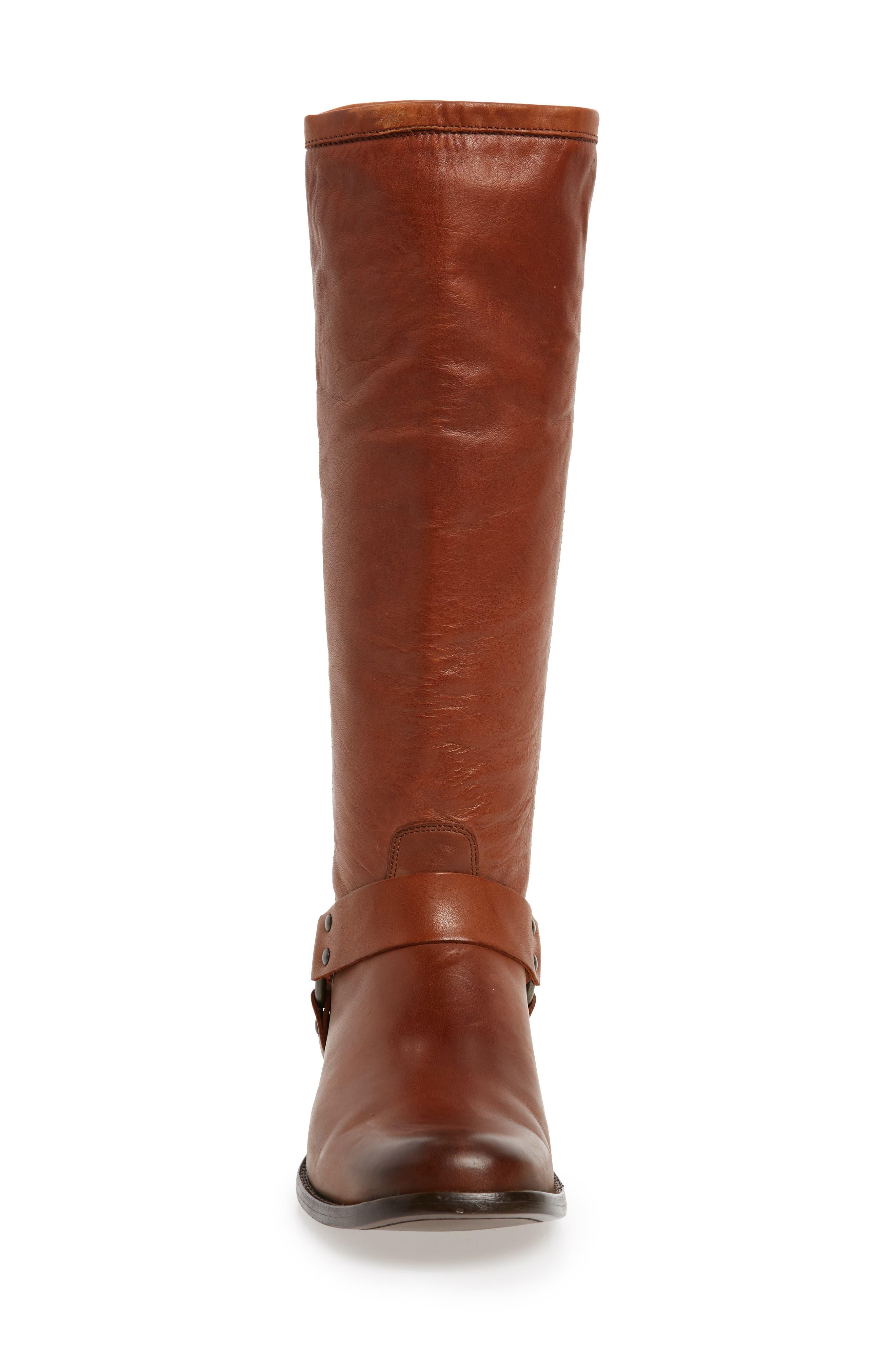 Alternate Image 4  - Frye Phillip Harness Tall Boot (Women) (Regular & Extended Calf)