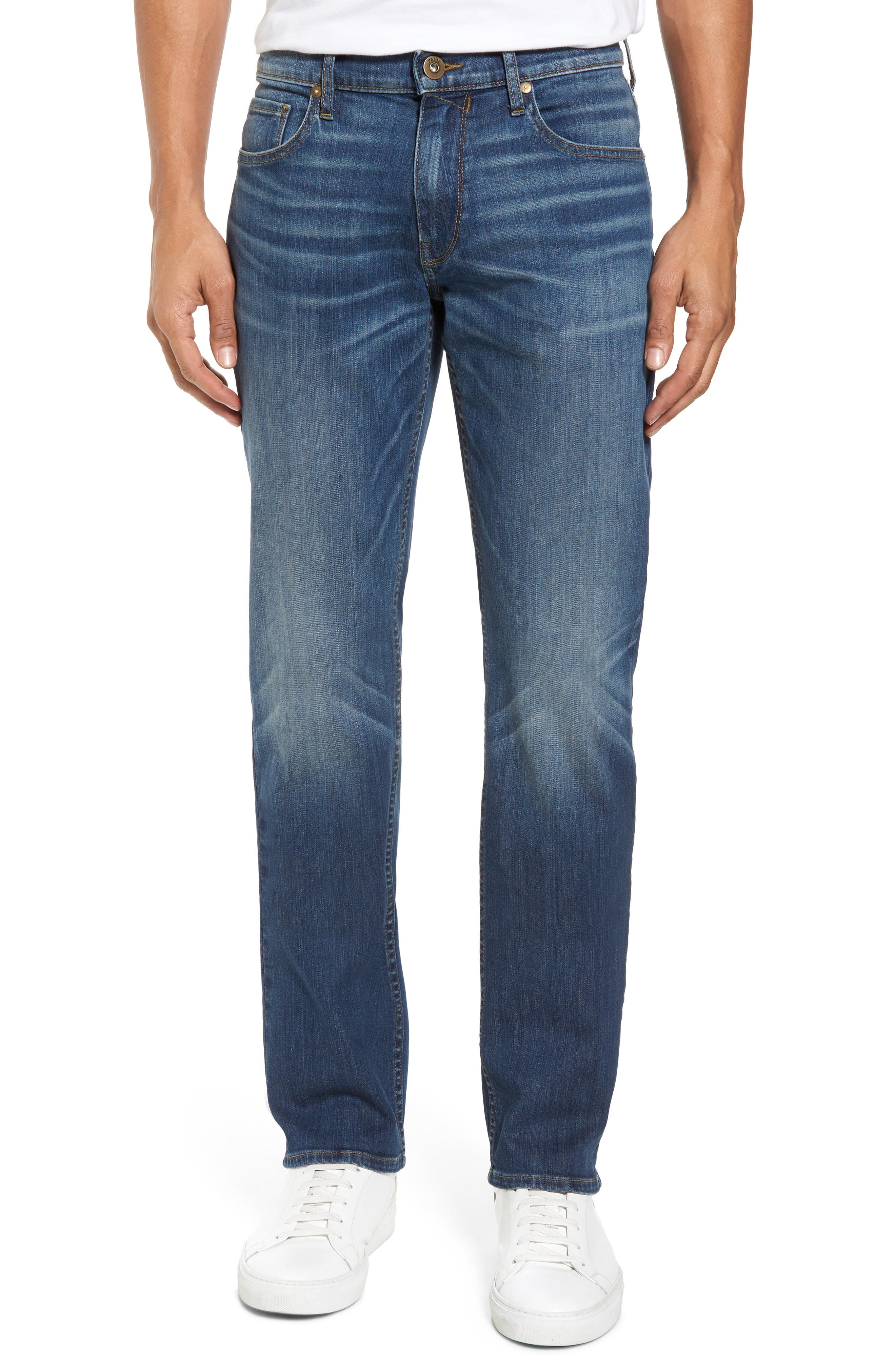 Legacy - Normandie Straight Leg Jeans,                         Main,                         color, Harlan