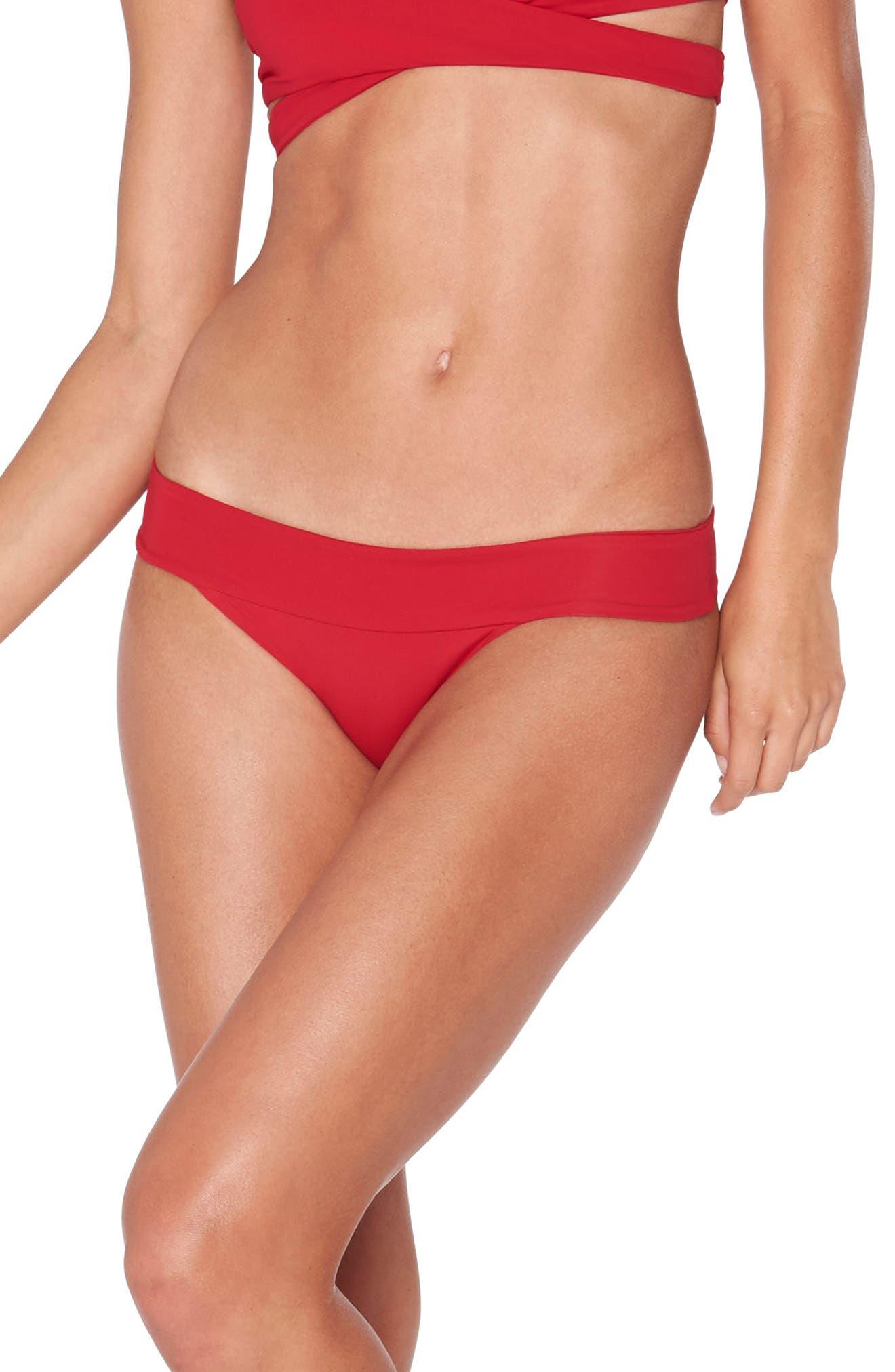 Alternate Image 1 Selected - L Space Veronica Classic Bikini Bottoms
