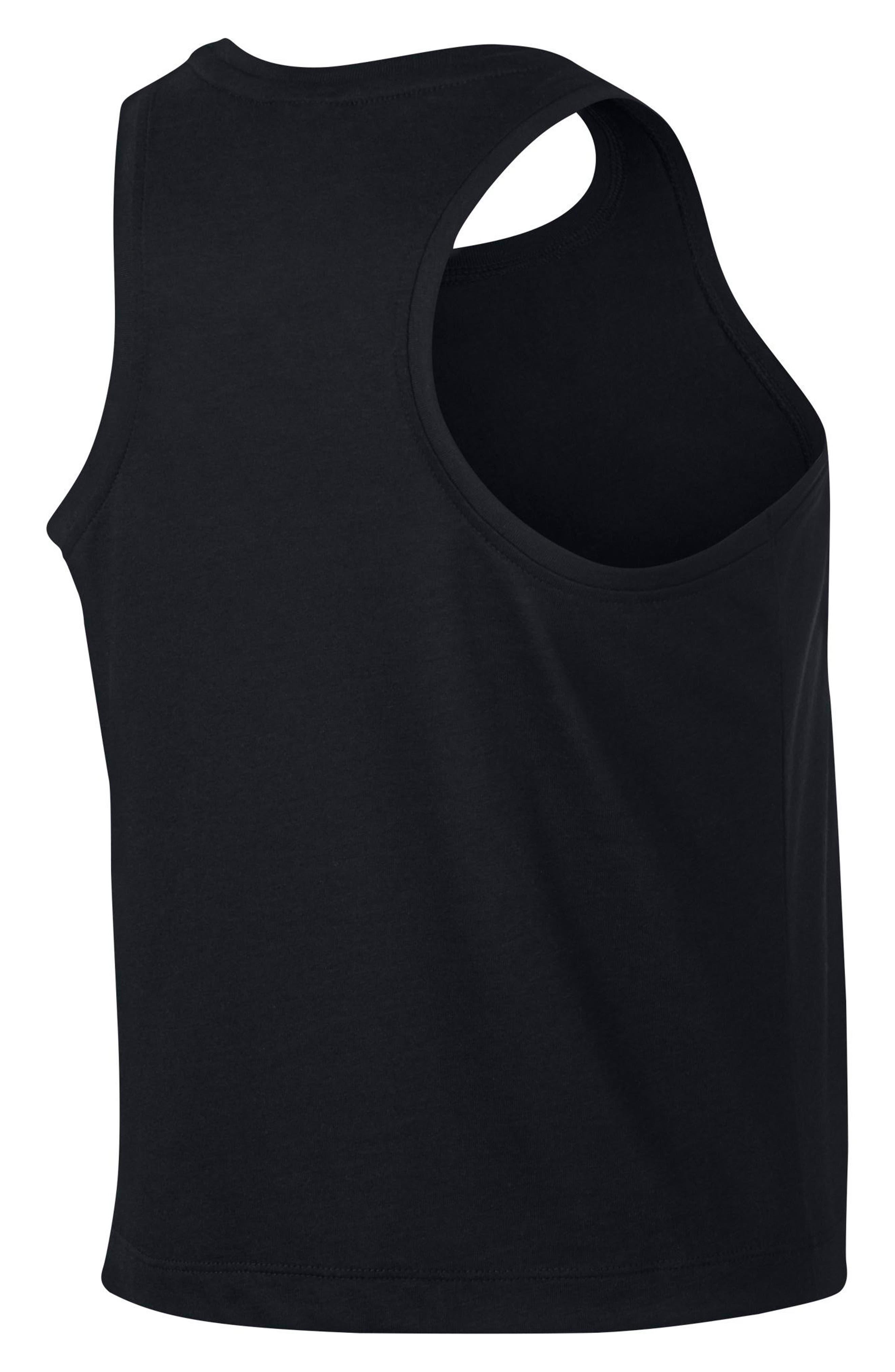 Sportswear Women's Just Do It Tank,                             Alternate thumbnail 2, color,                             Black