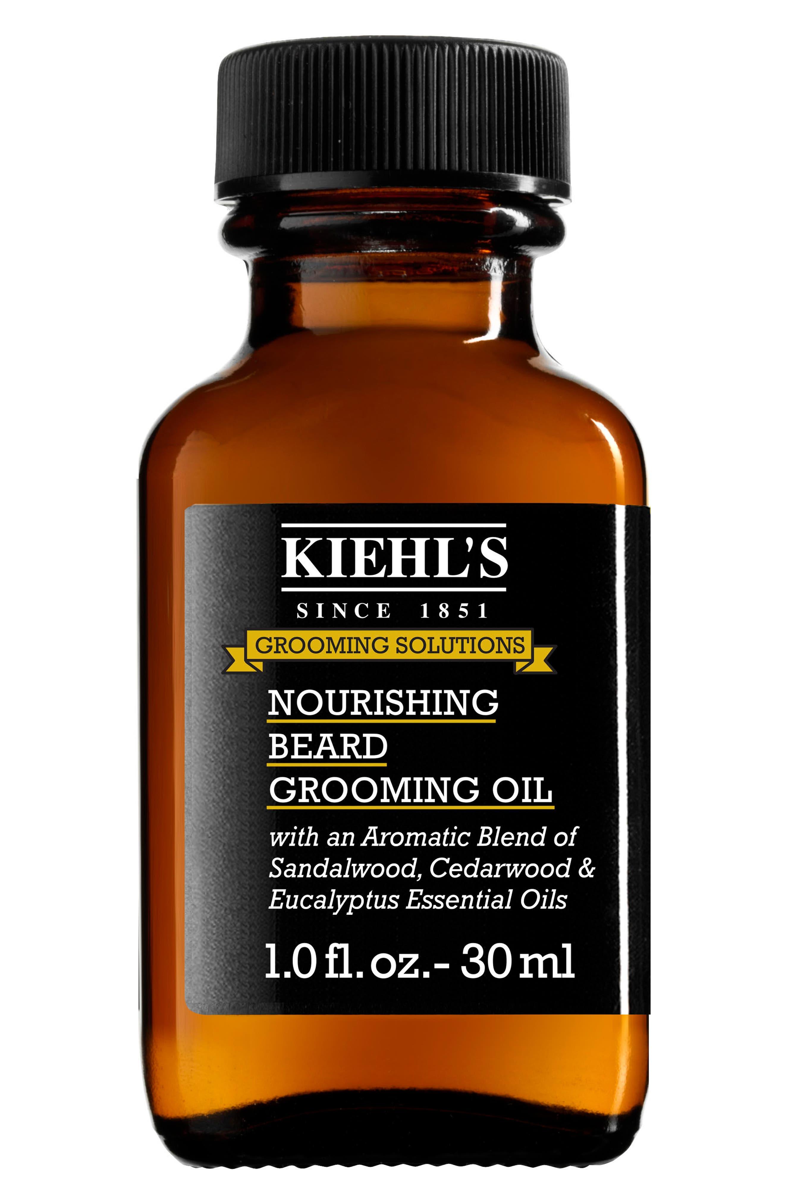 Main Image - Kiehl's Since 1851 Nourishing Beard Grooming Oil
