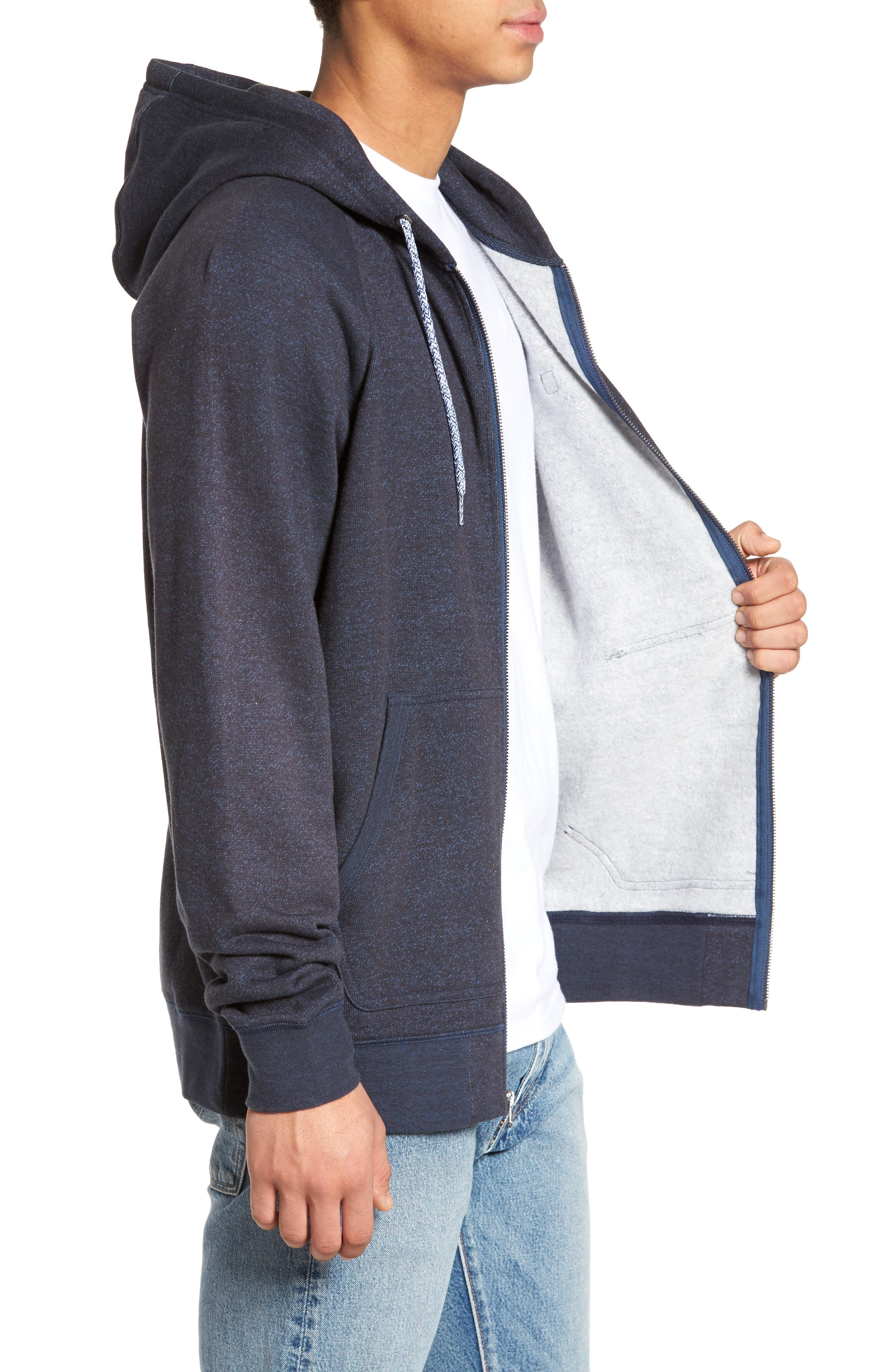 Alternate Image 3  - O'Neill The Standard Zip Hoodie