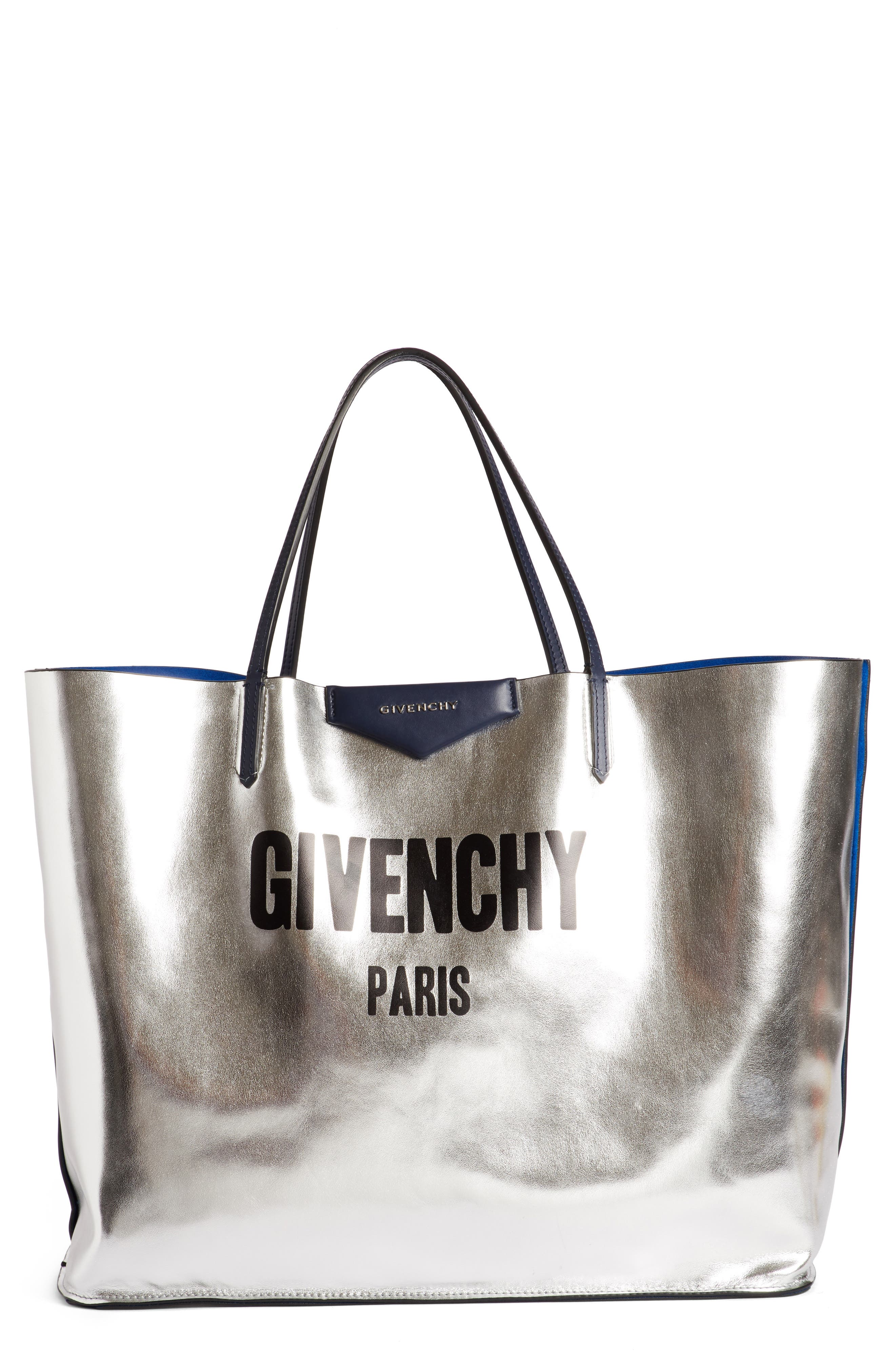 Givenchy Antigona Reversible Logo Tote