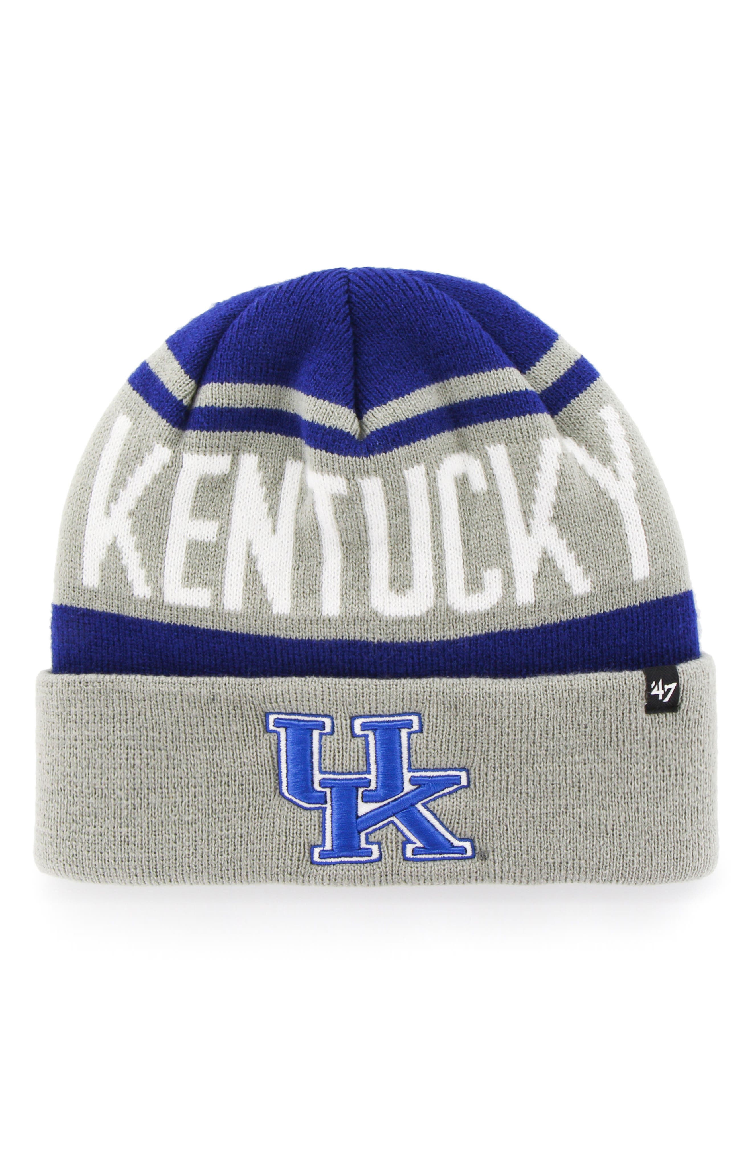 9f03d314ffe ... spain 47 brand university of kentucky knit beanie main 966e7 5e7f4