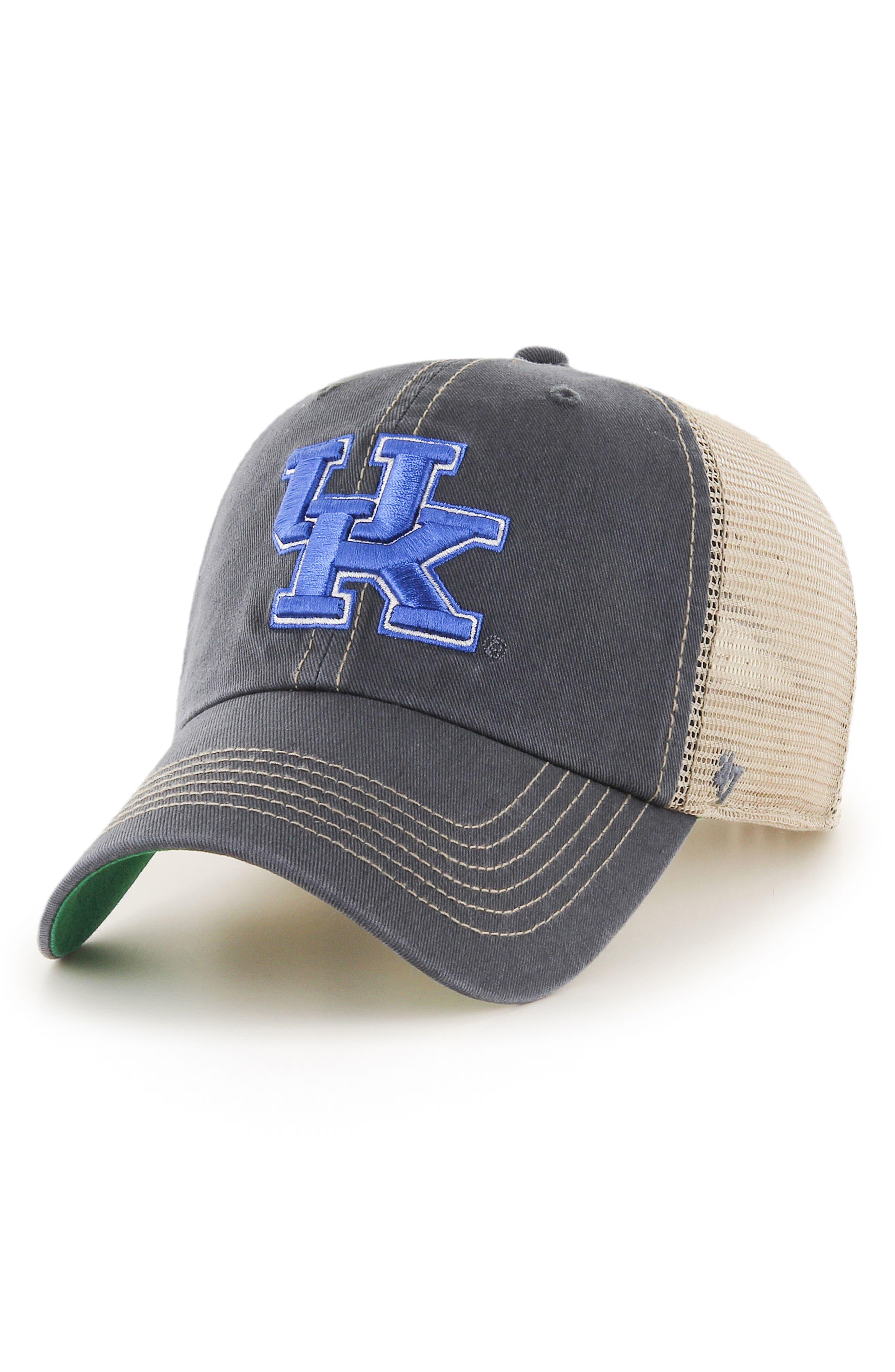 Alternate Image 1 Selected - '47 Collegiate Trawler Clean-Up Trucker Hat