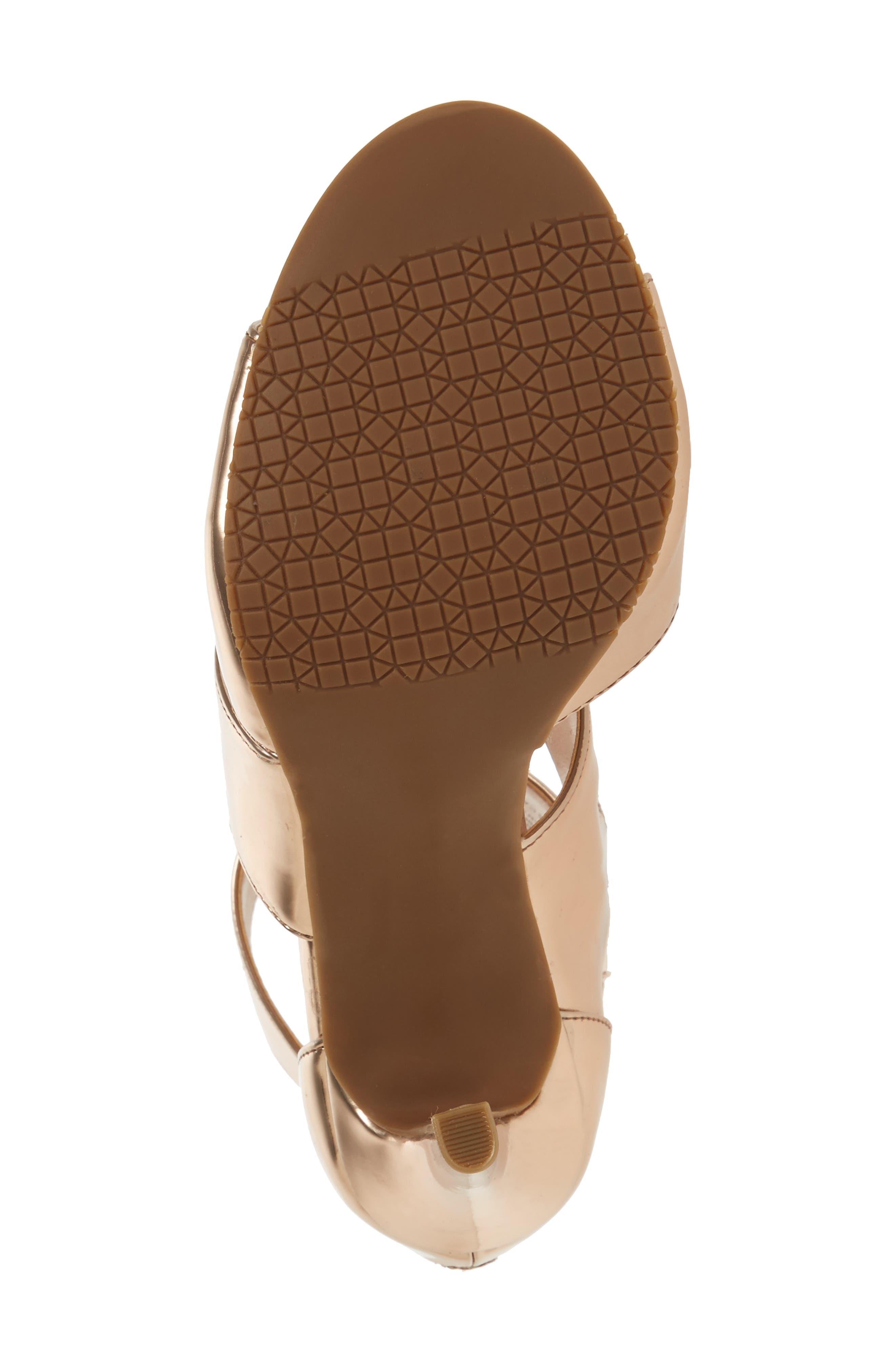 Alternate Image 6  - BP. Allie Asymmetrical Cage Sandal (Women)