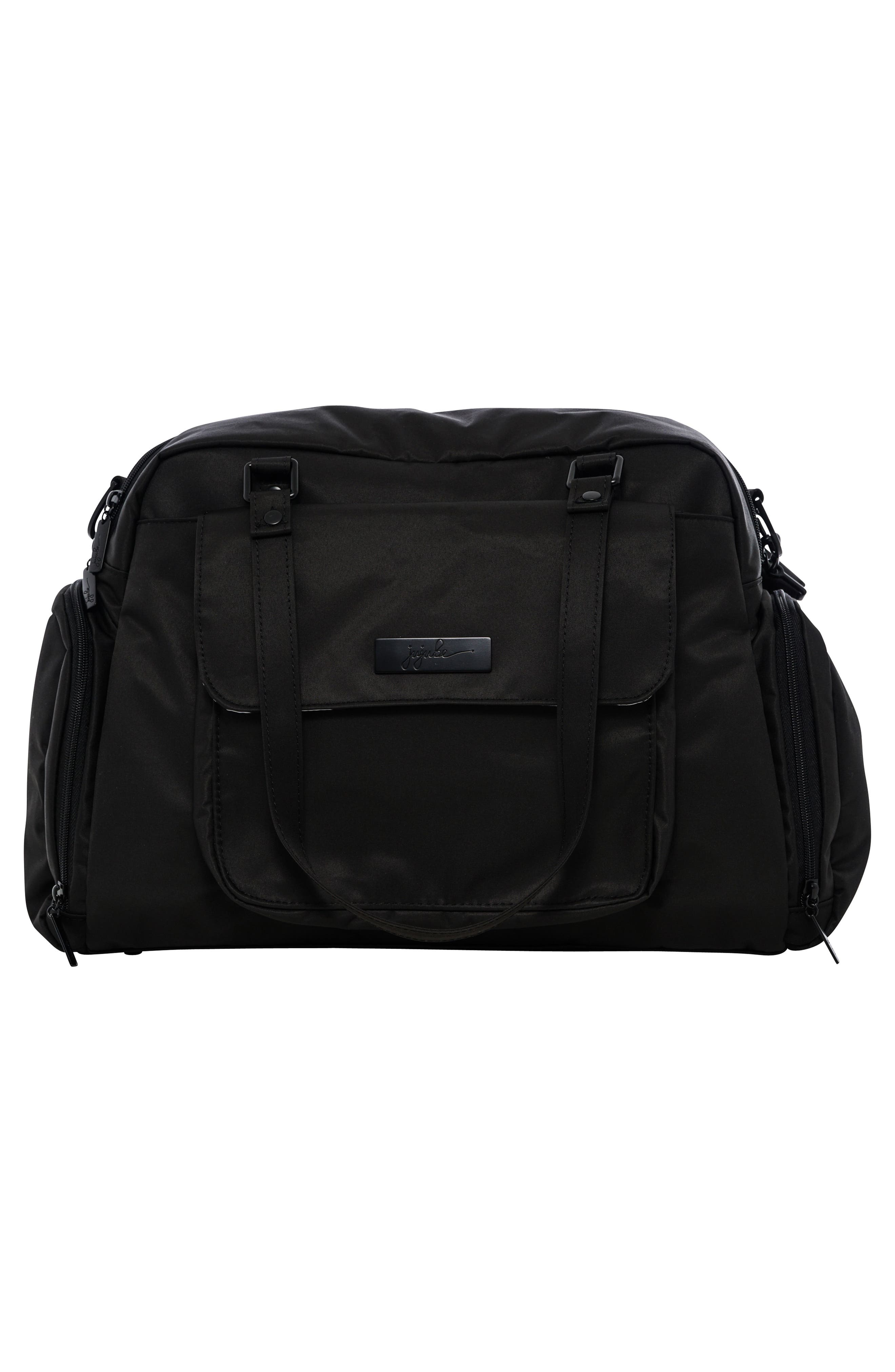 Onyx Be Pumped Bag,                             Alternate thumbnail 6, color,                             Black Out