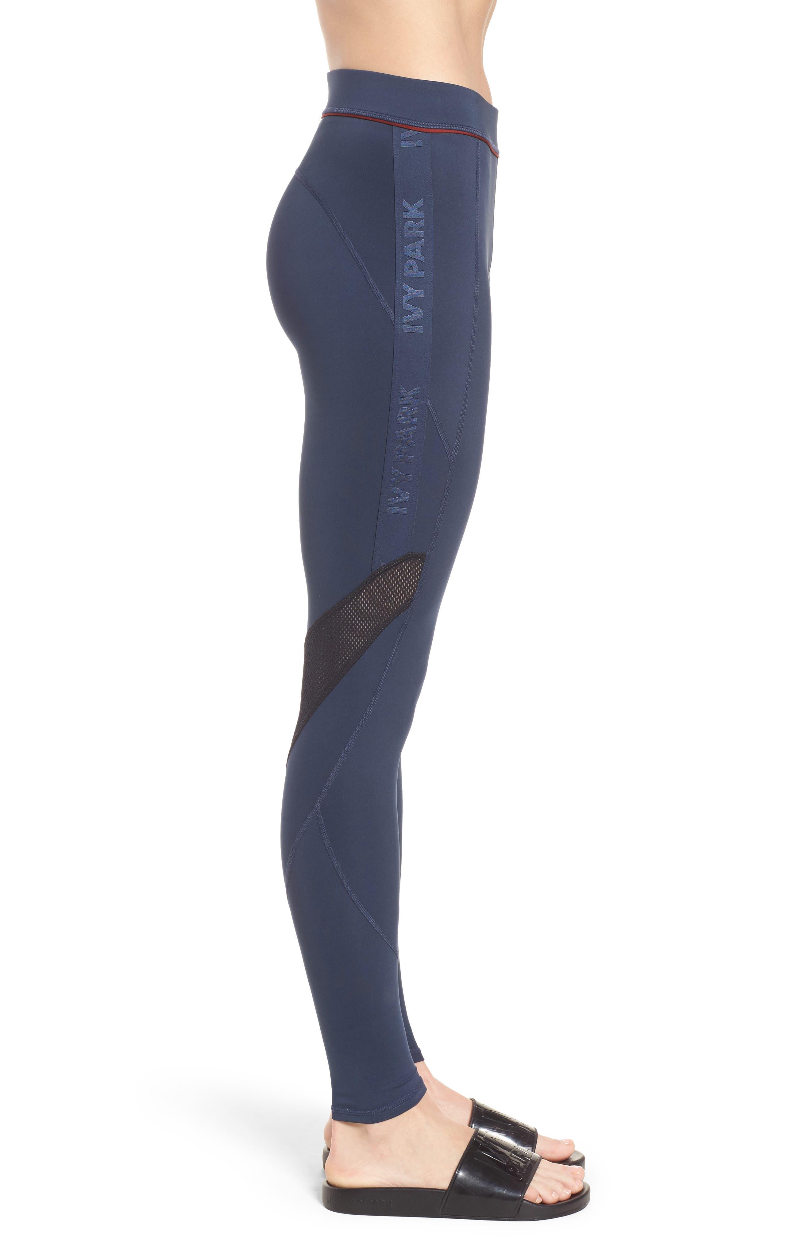 Alternate Image 3  - IVY PARK® Logo Elastic Leggings