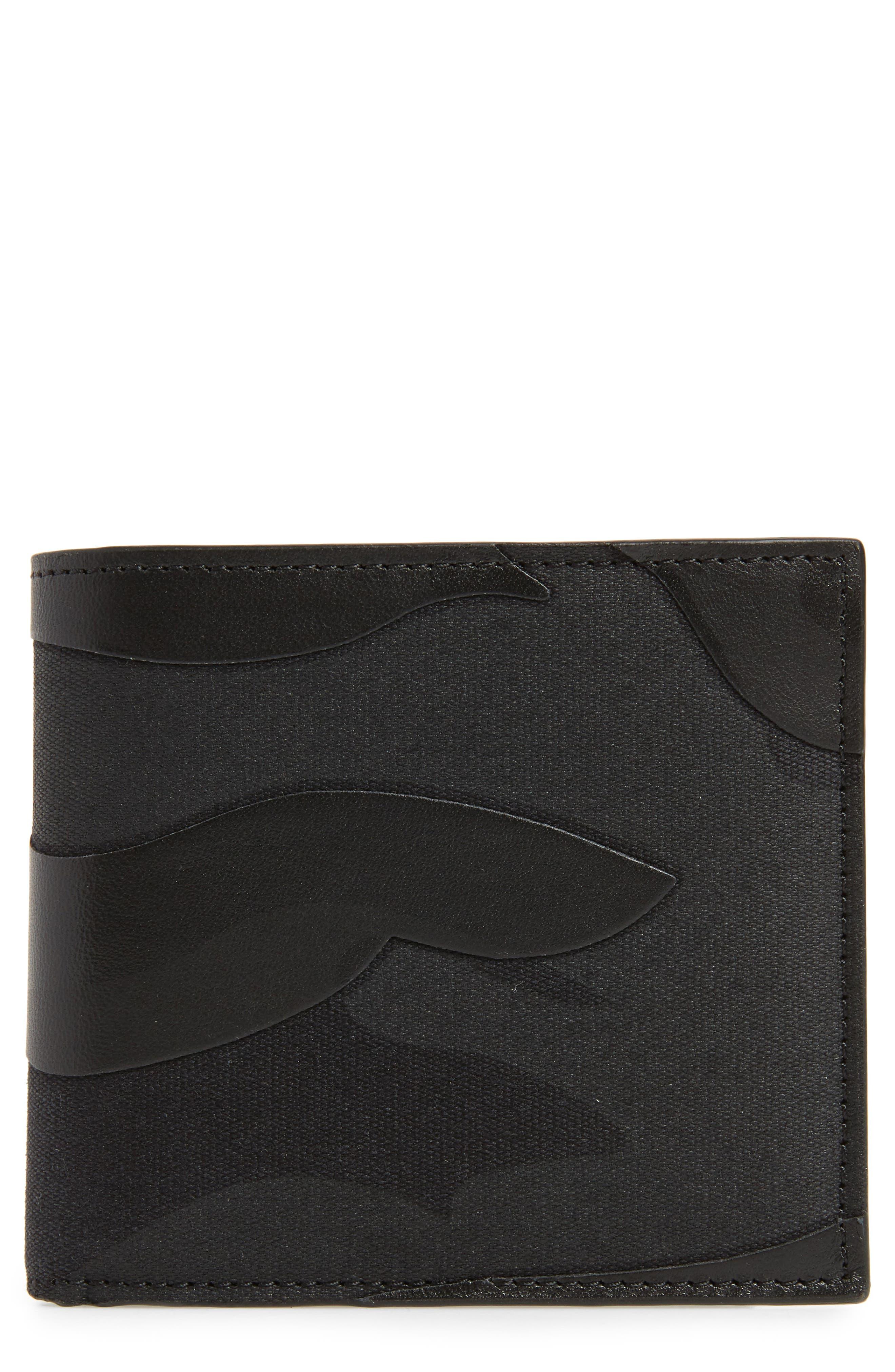 VALENTINO GARAVANI Camo Wallet