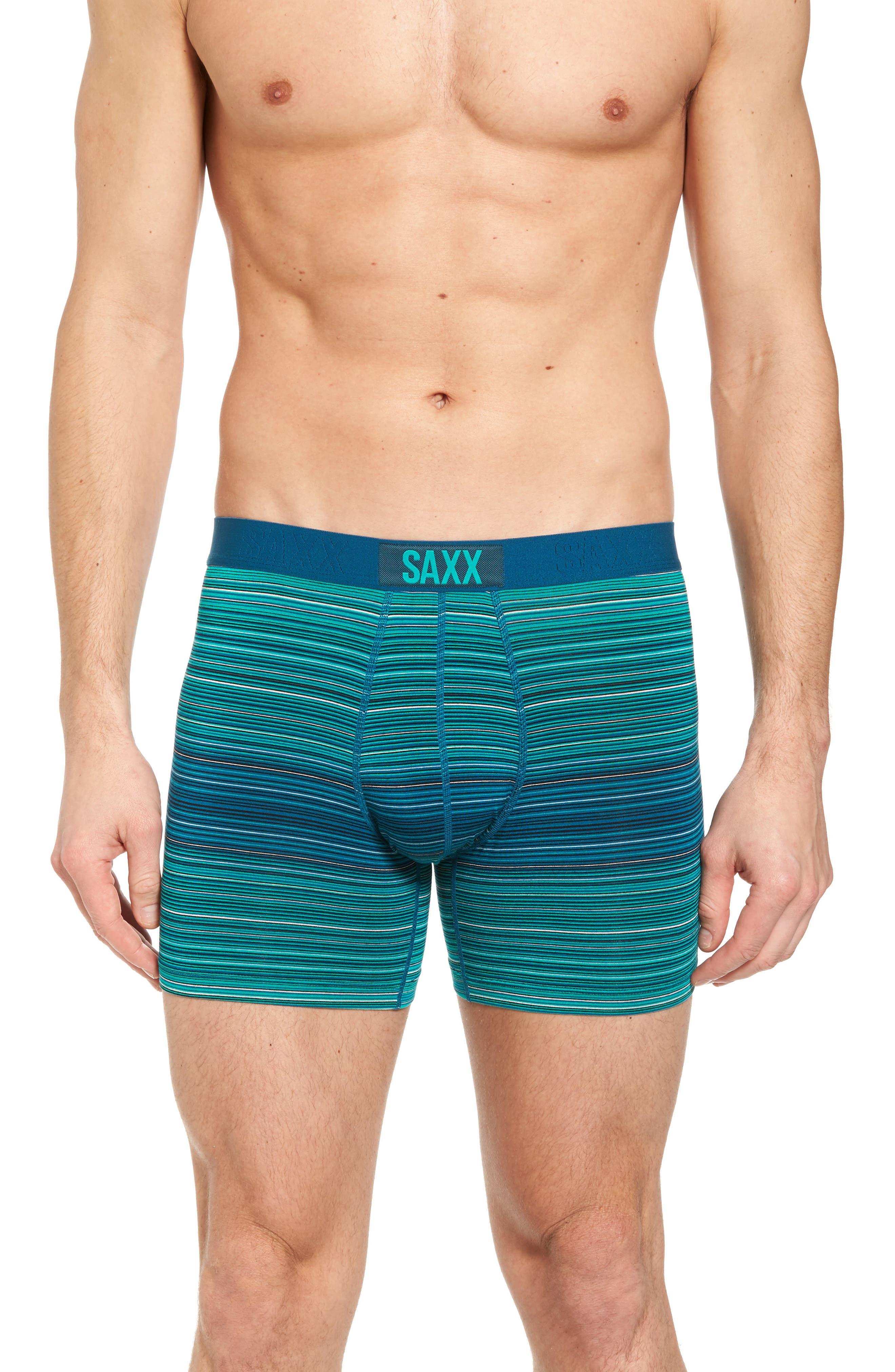 Vibe Boxer Briefs,                             Main thumbnail 1, color,                             Ocean Binding Stripe