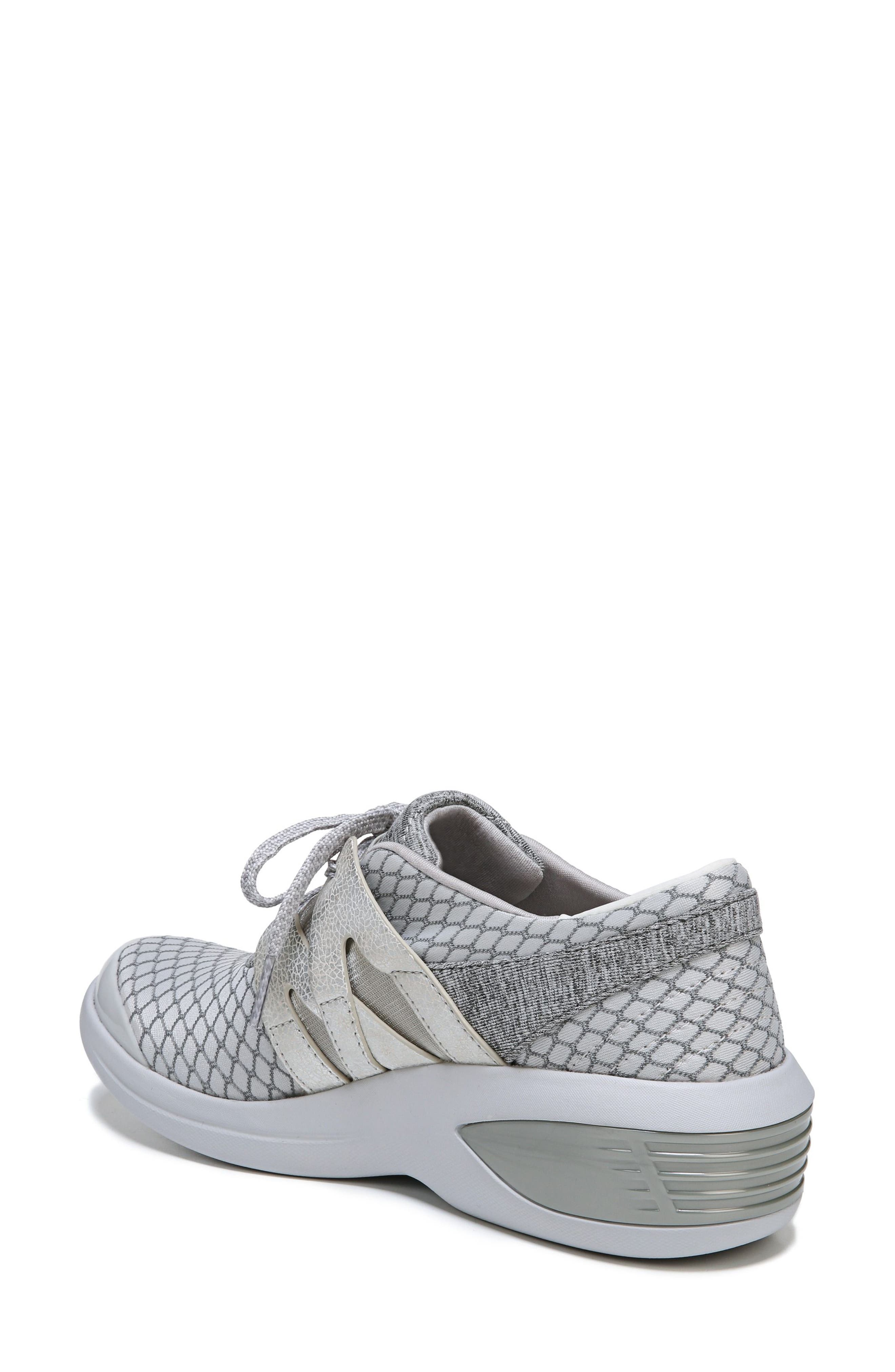 Flicker Sneaker,                             Alternate thumbnail 2, color,                             Grey Fabric