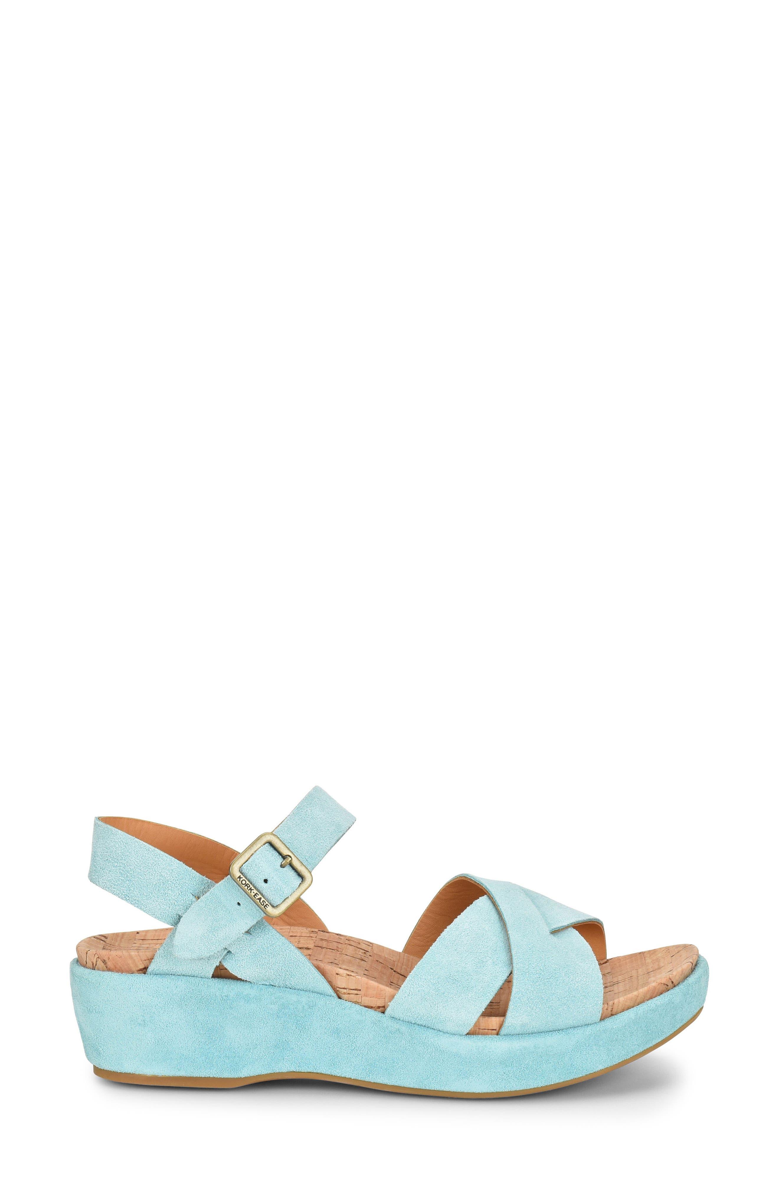 Alternate Image 3  - Kork-Ease® 'Myrna 2.0' Cork Wedge Sandal (Women)