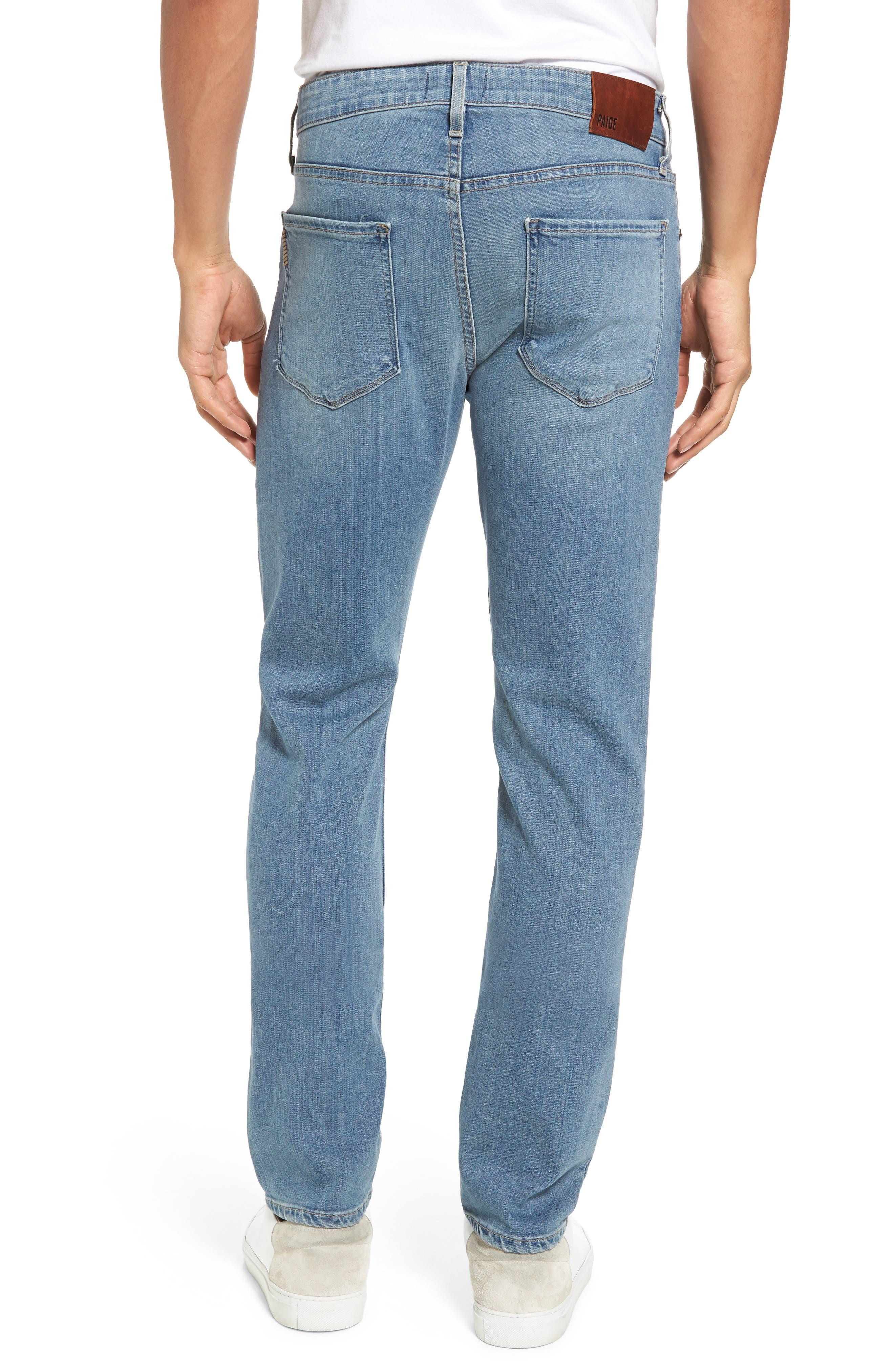 Transcend - Lennox Slim Fit Jeans,                             Alternate thumbnail 2, color,                             Liam