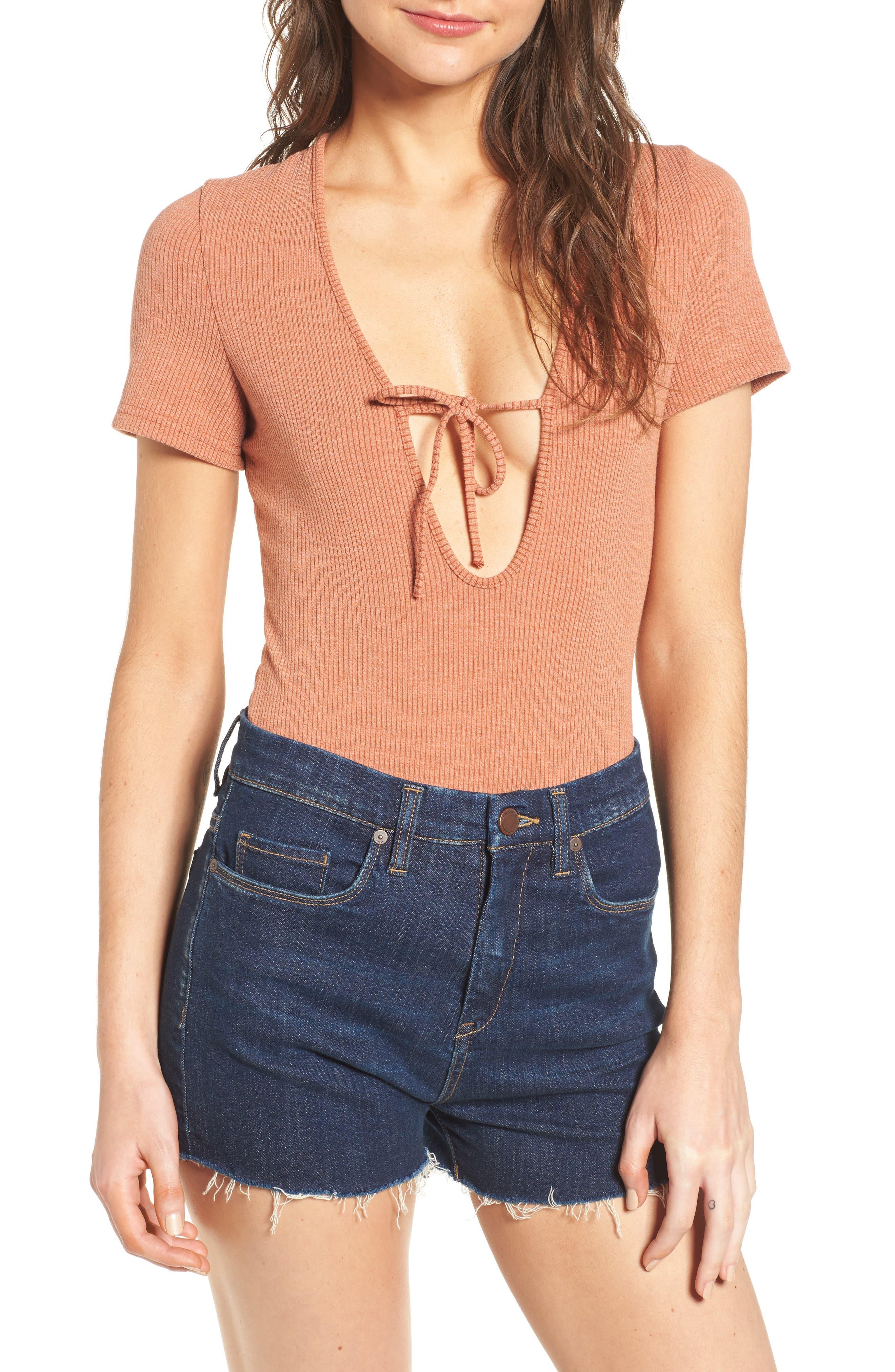 Lira Clothing Liselle Keyhole Bodysuit