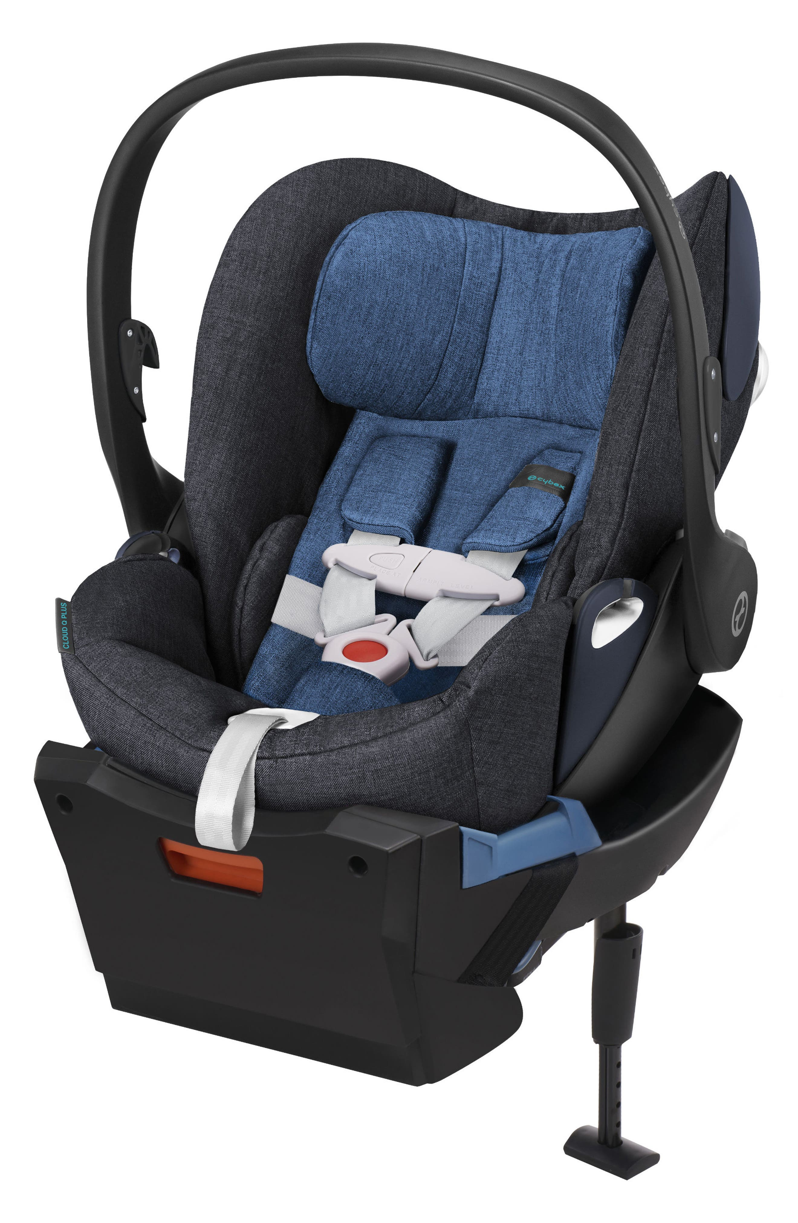Alternate Image 1 Selected - CYBEX Cloud Q Plus Infant Car Seat & Base