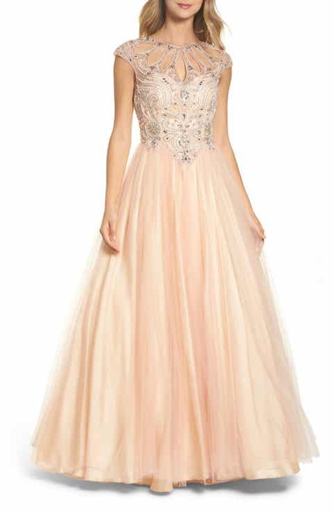 Women\'s Orange Long Dresses | Nordstrom