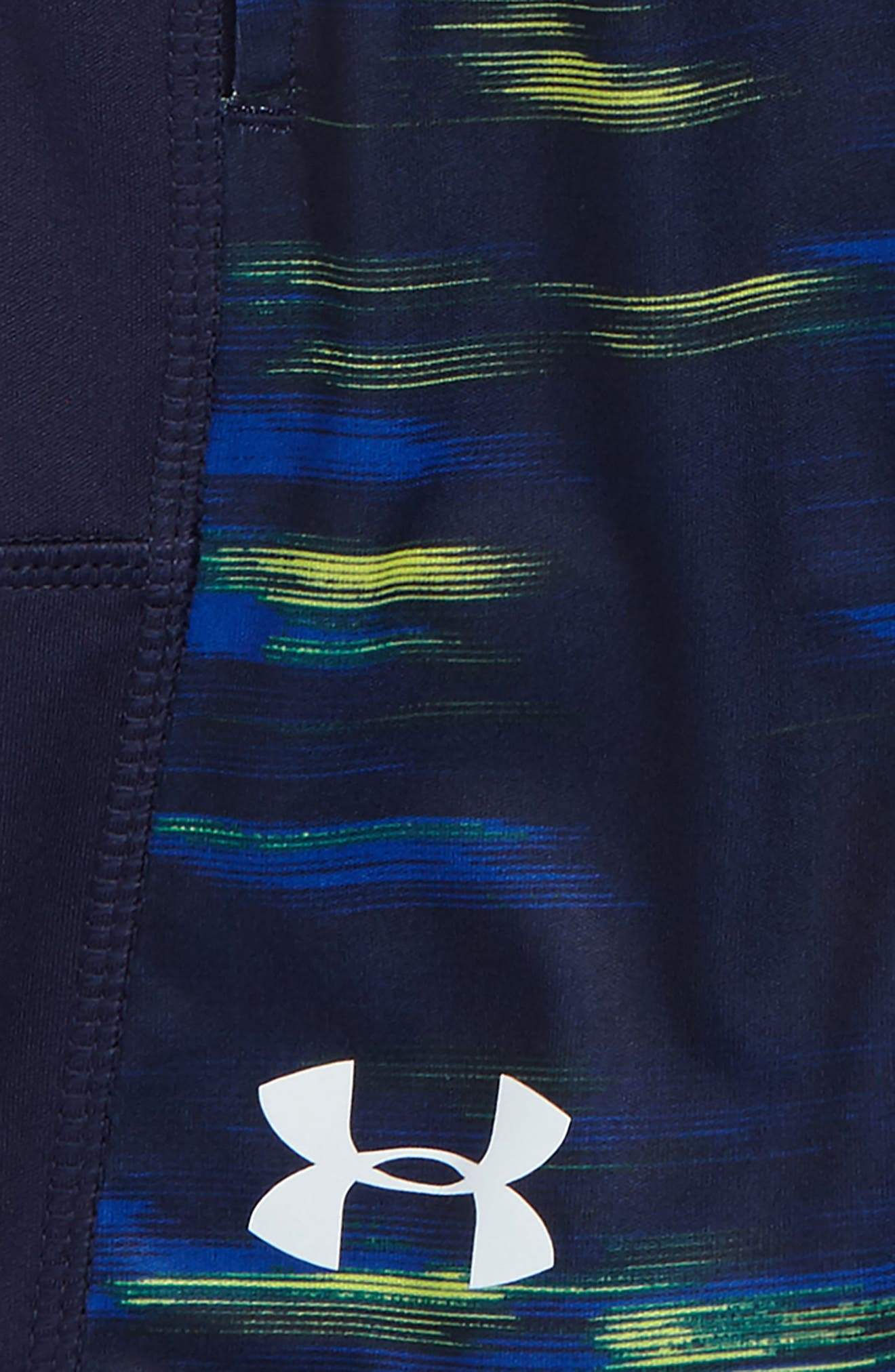 Accelerate Stunt HeatGear<sup>®</sup> Shorts,                             Alternate thumbnail 3, color,                             Midnight Navy Accelerate
