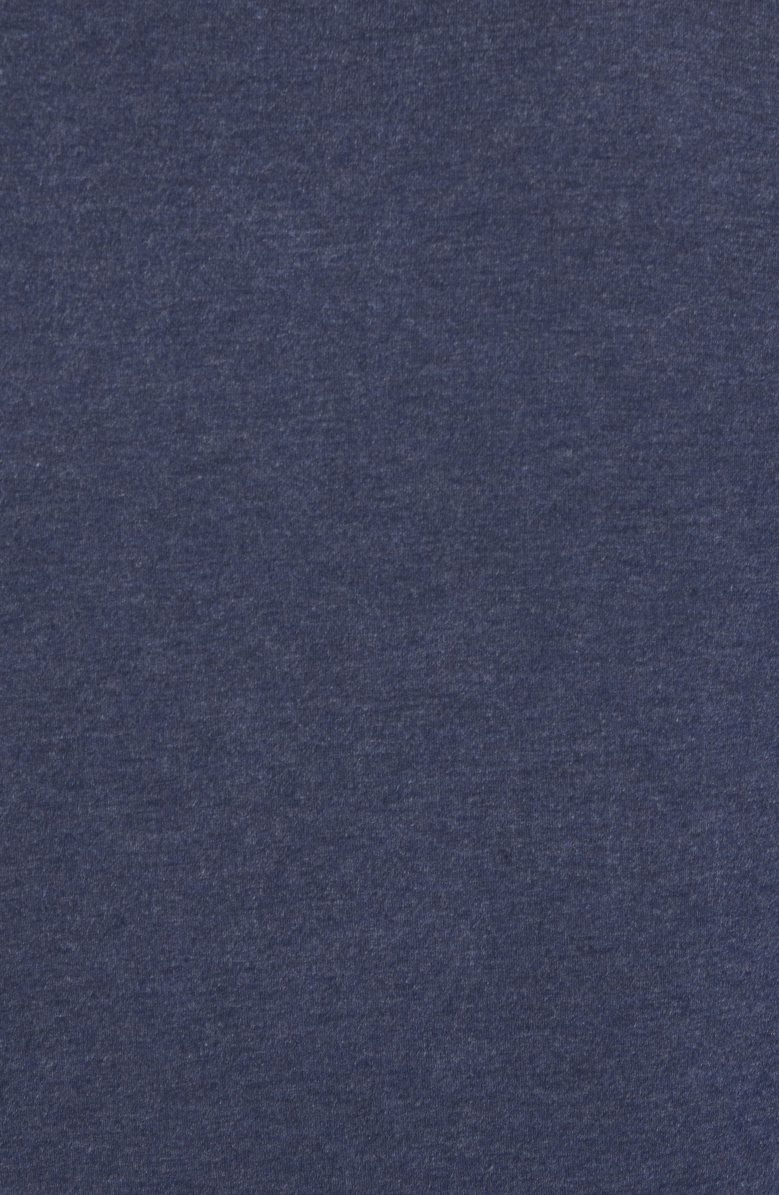 Alternate Image 5  - Surfside Supply Brushback Quarter Zip Pullover