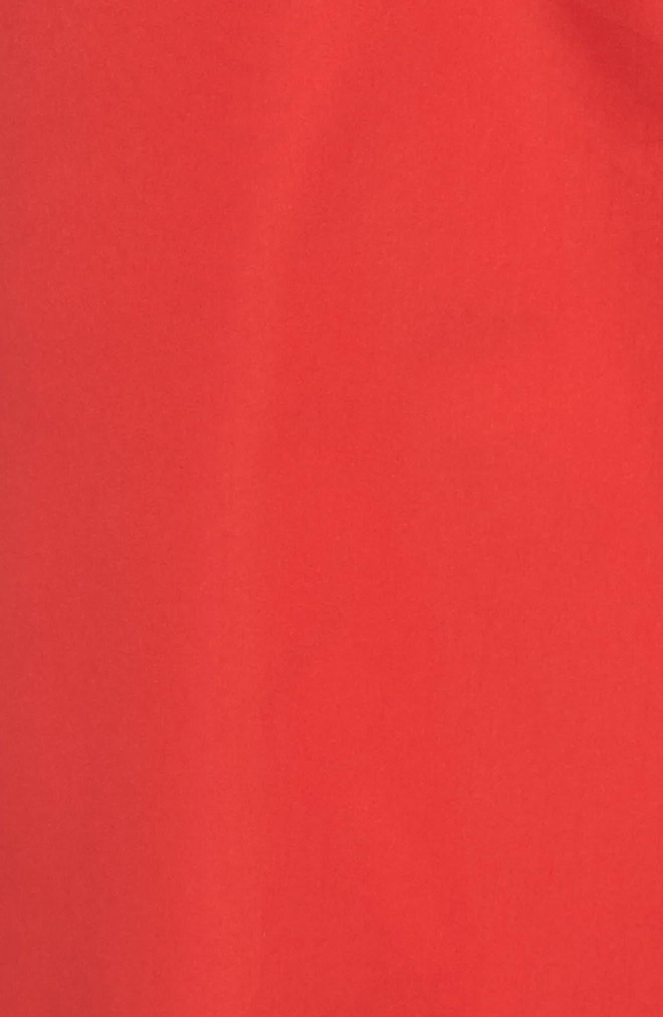 Sportswear Archive Snap Track Pants,                             Alternate thumbnail 7, color,                             University Red/ Thunder Blue