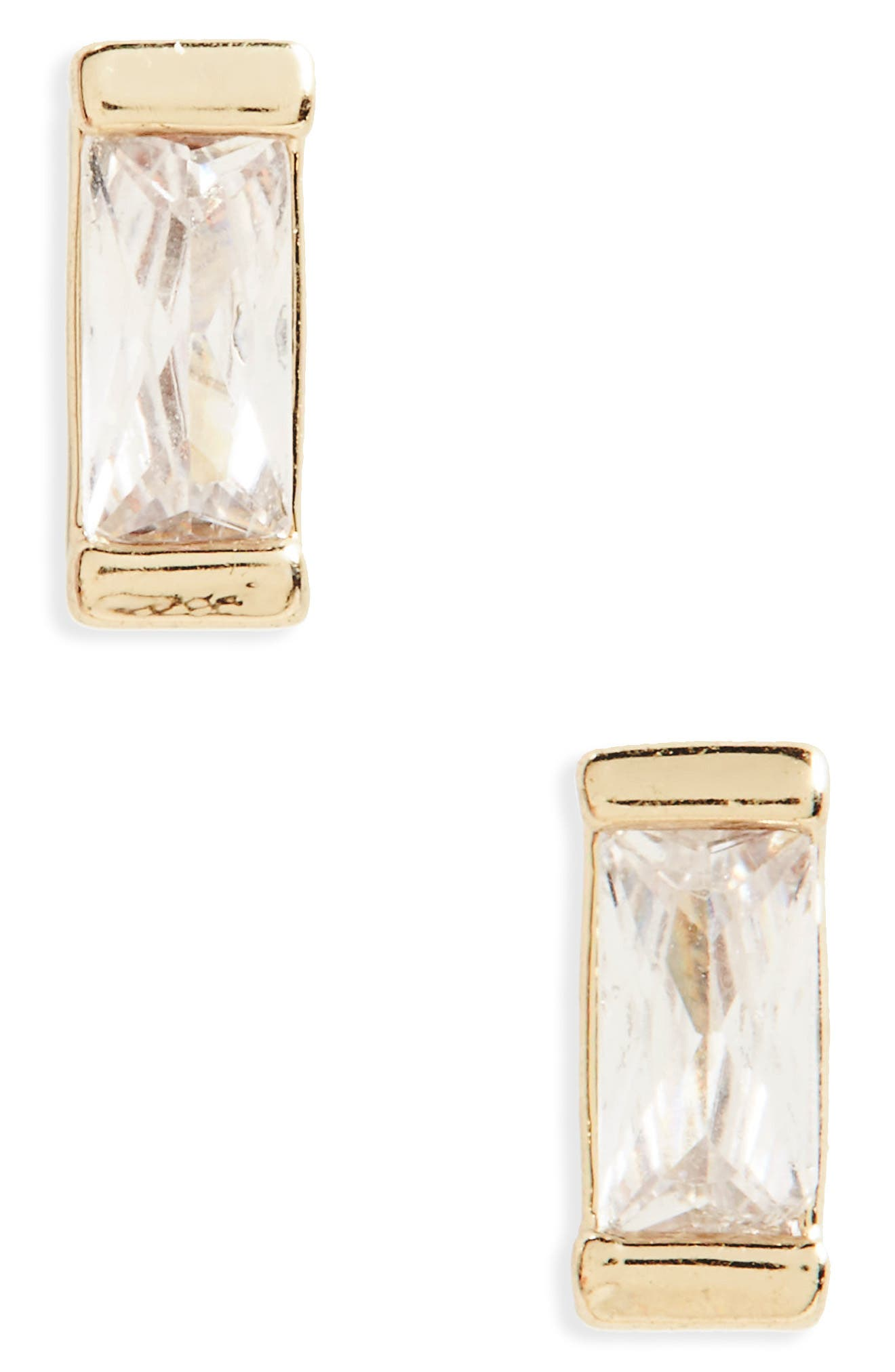 Topshop Fine Stud Earrings
