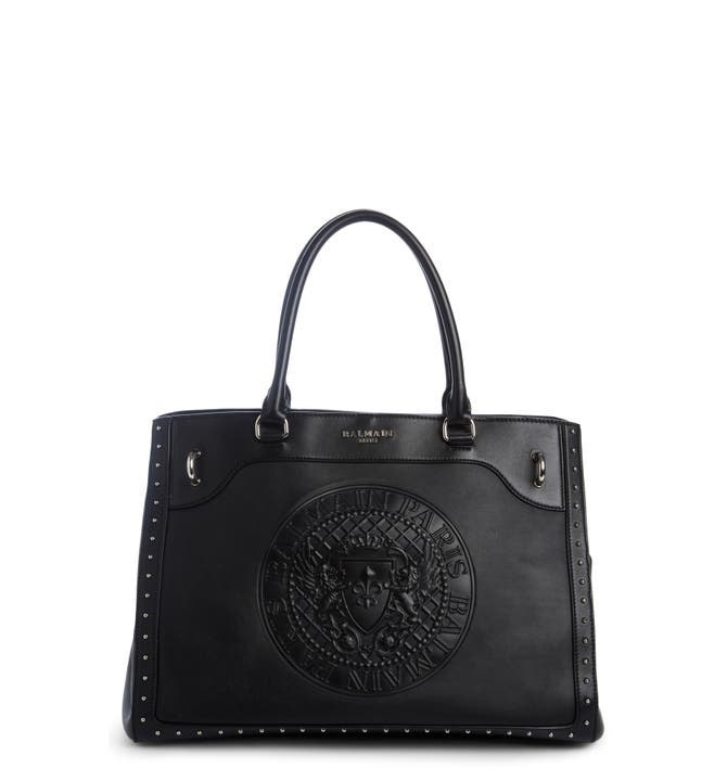 Main Image - Balmain Renaissance Leather Tote