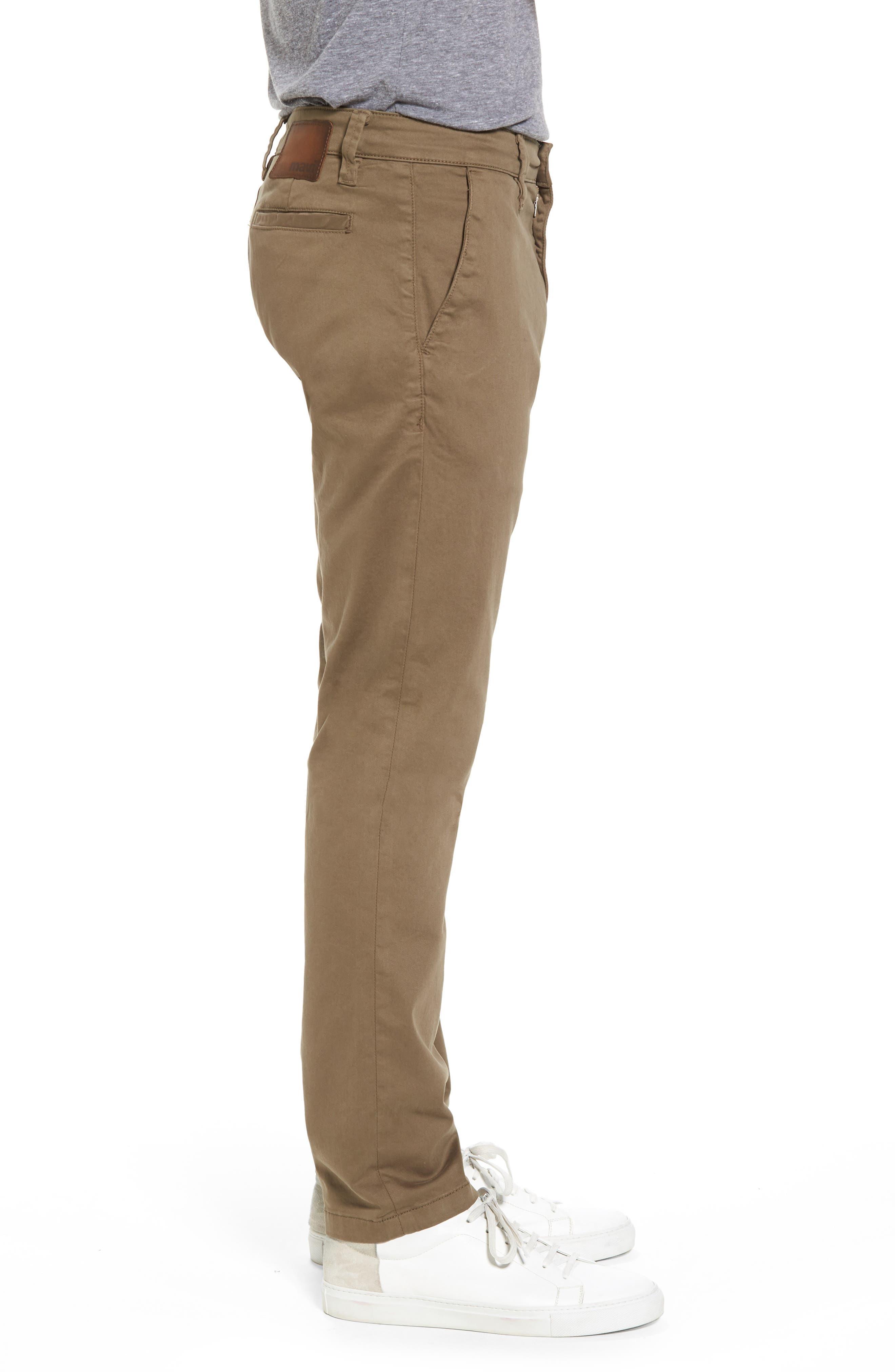 Alternate Image 3  - Mavi Jeans Johnny Twill Pants