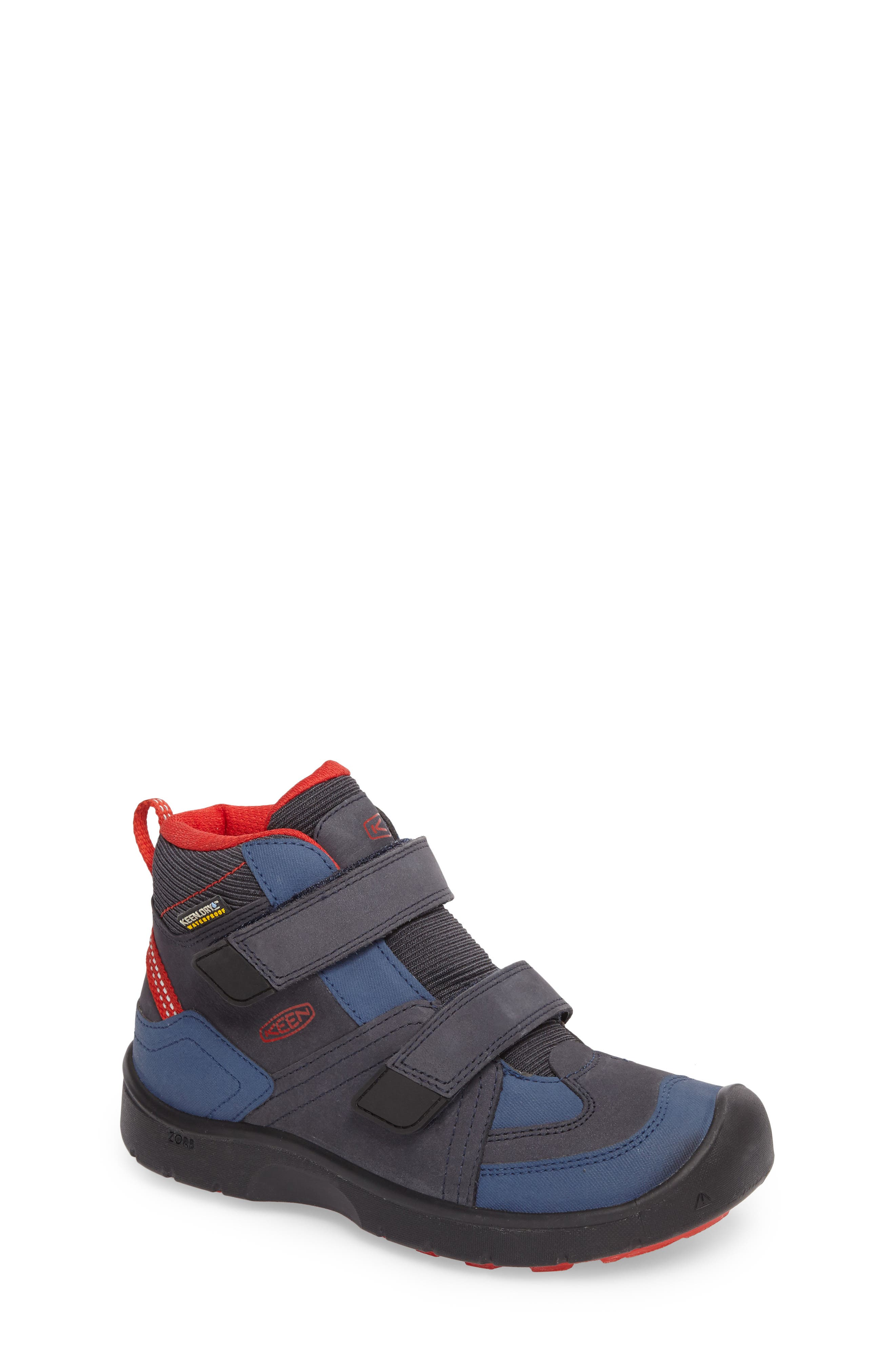 Keen Hikeport Strap Waterproof Mid Boot (Toddler, Little Kid & Big Kid)