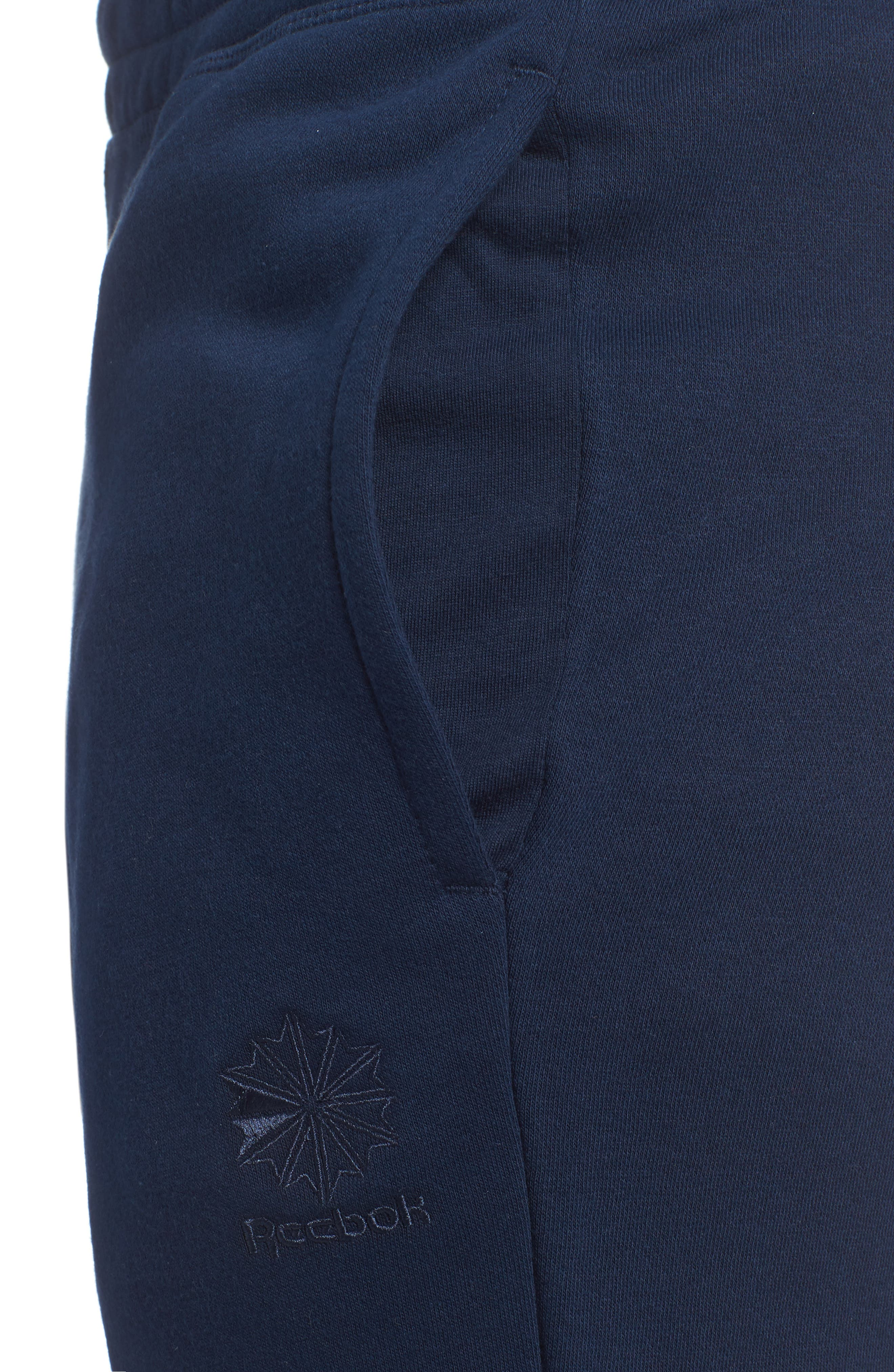 Alternate Image 4  - Reebok Classic Franchise Sweatpants