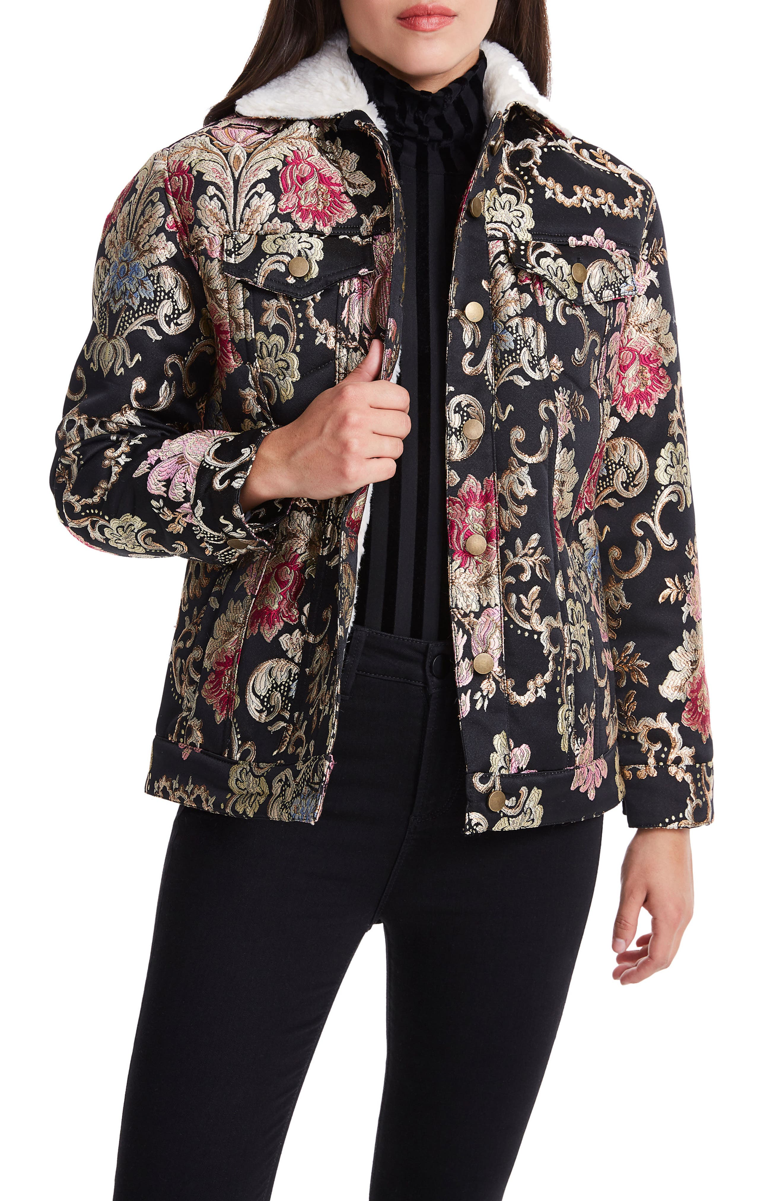 Alternate Image 4  - AFRM Jacquard Jacket