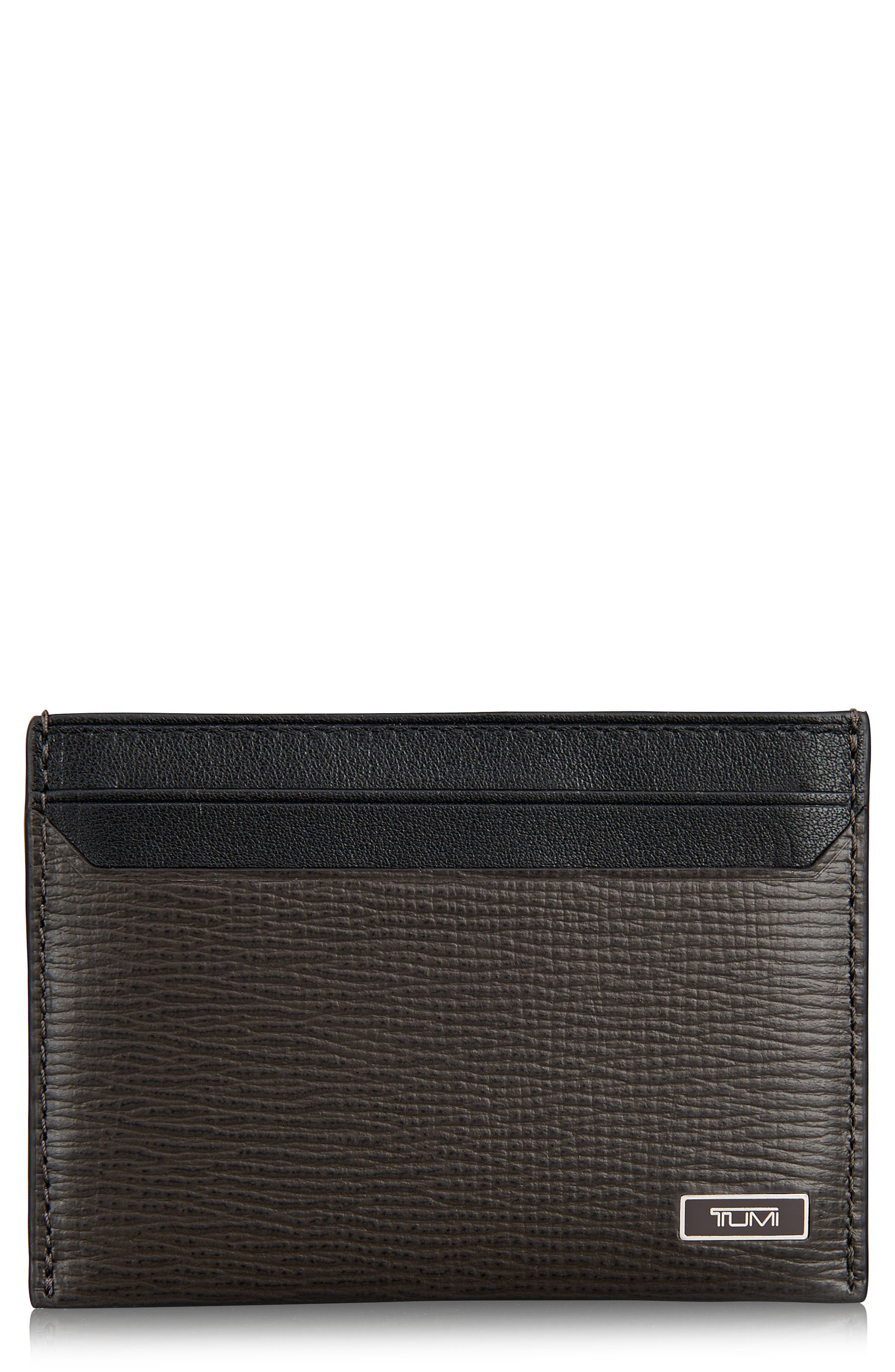 Main Image - Tumi Monaco Leather Card Case