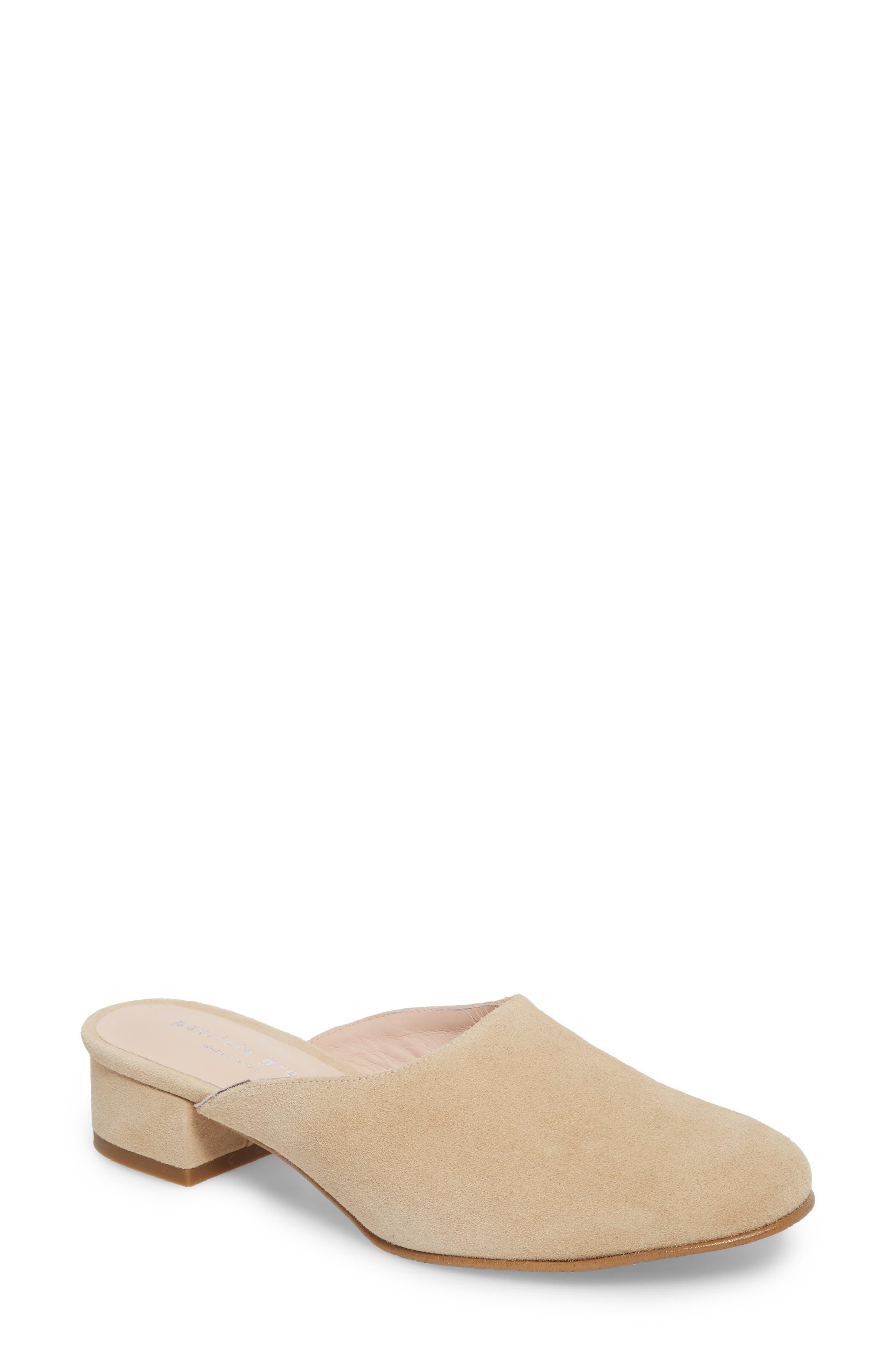 patricia green Ava Block Heel Mule (Women)