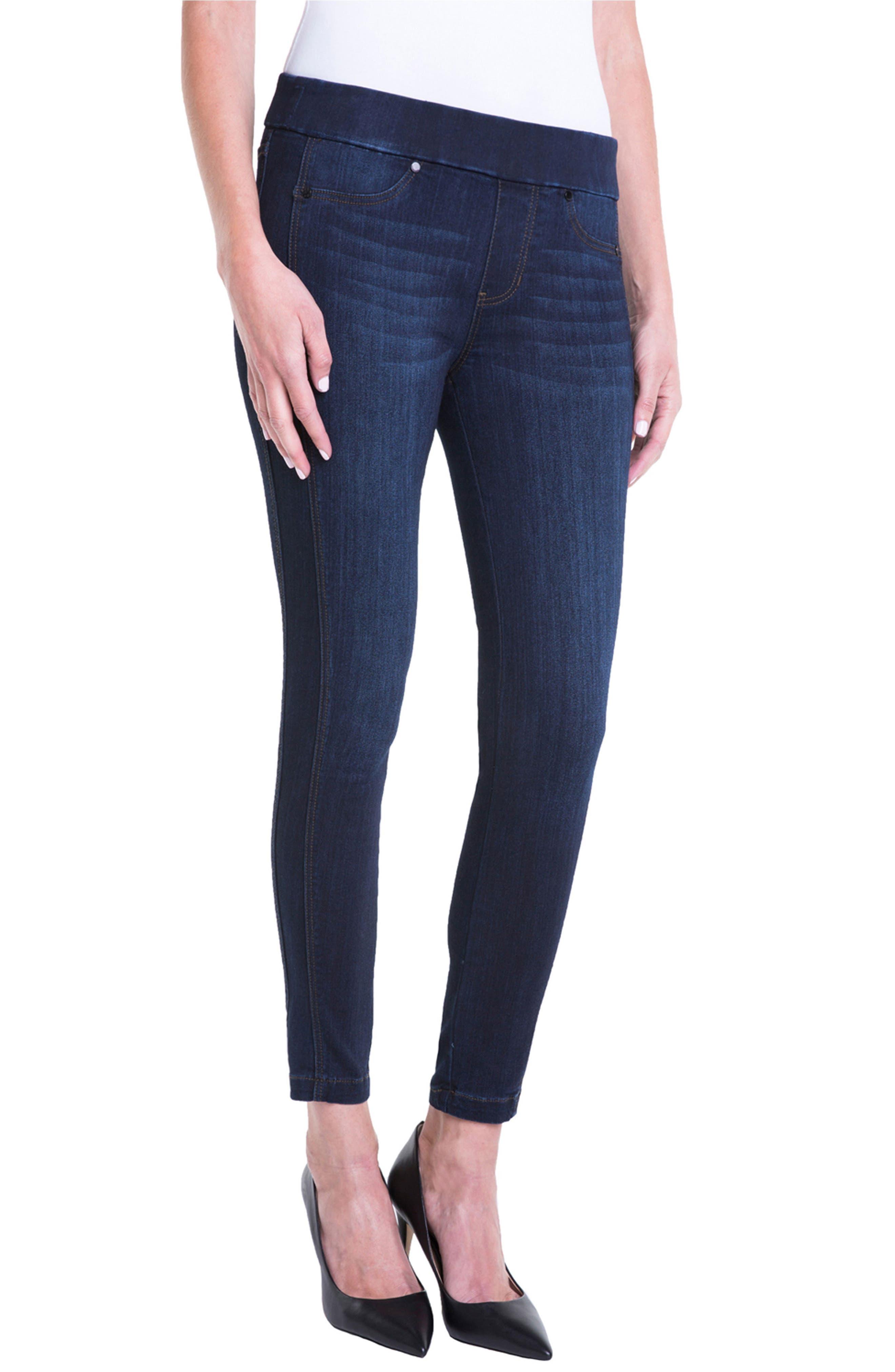 Liverpool Jeans Company Sophia Ankle Denim Leggings (Regular & Petite)