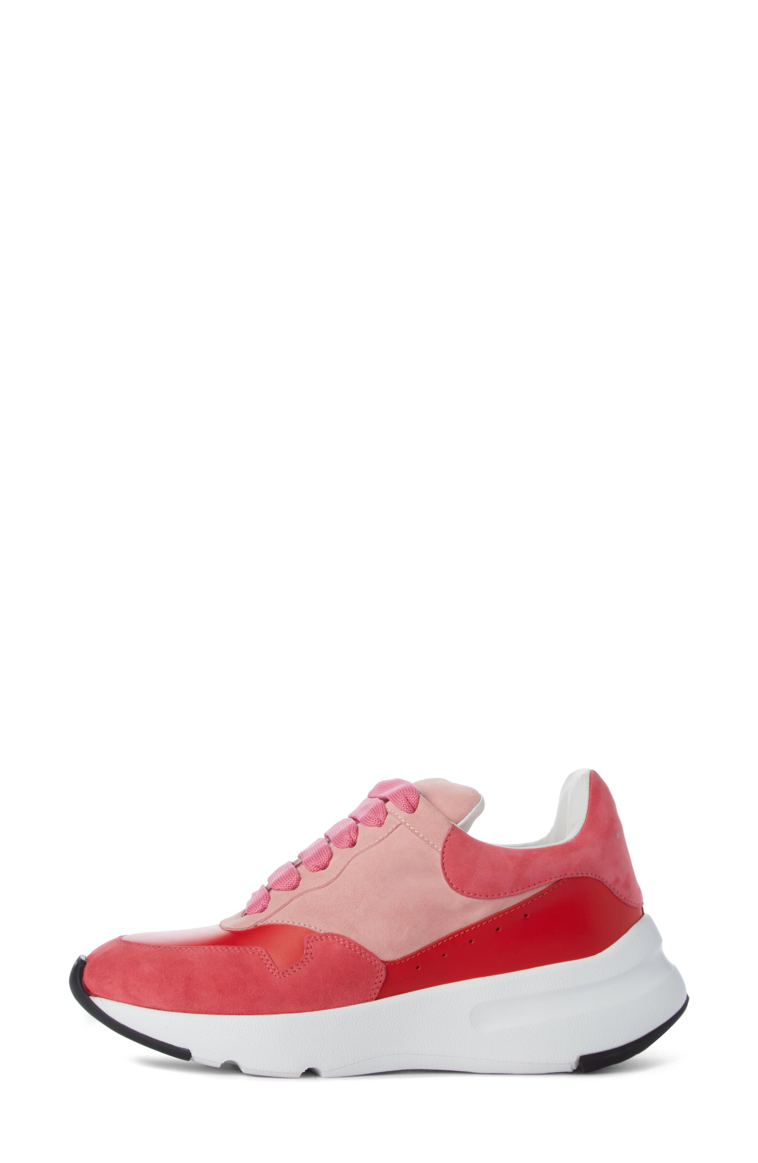 Alternate Image 3  - Alexander McQueen Runner Lace-Up Sneaker (Women)