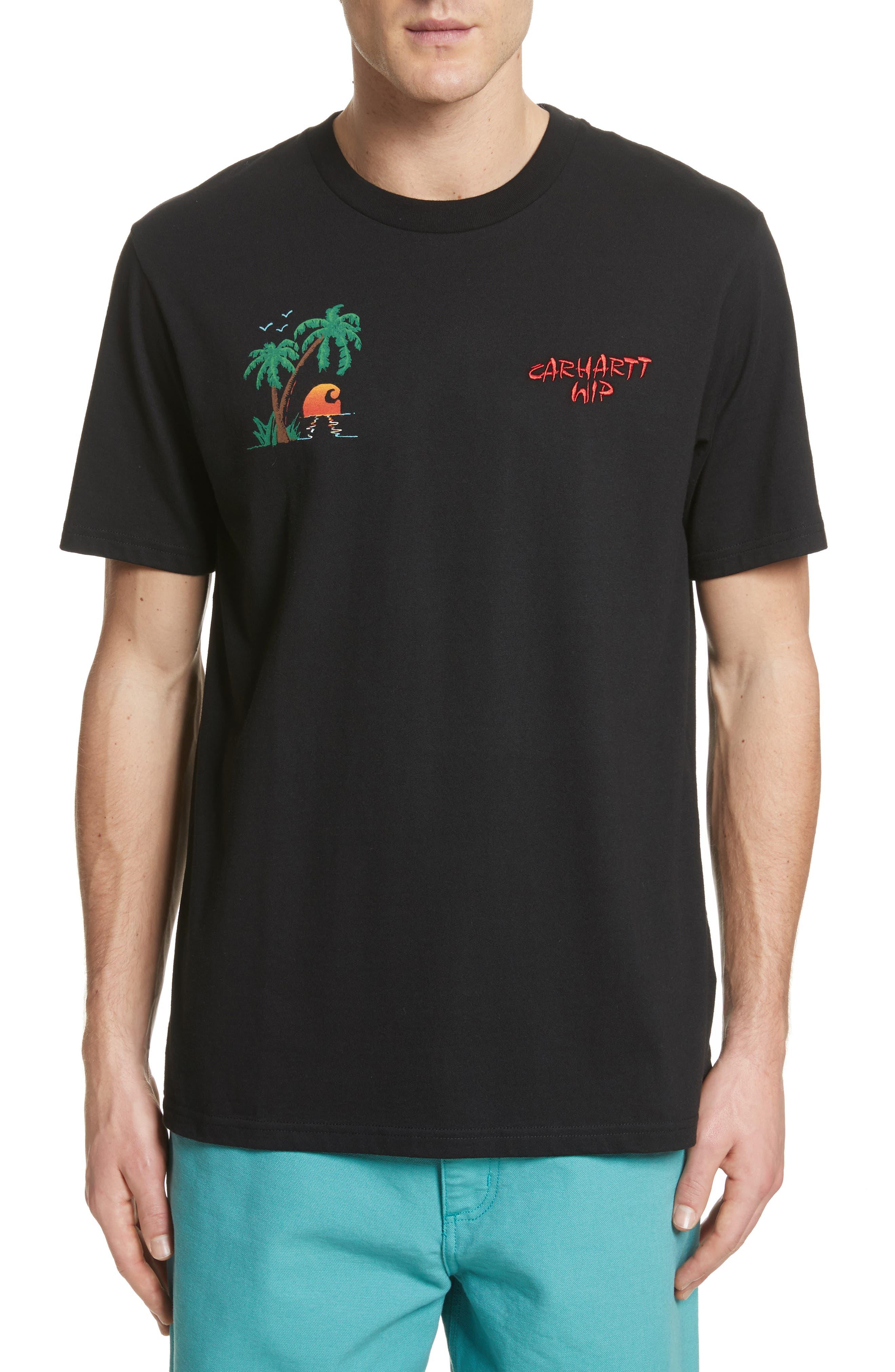 Carhartt Work in Progress Souvenir Graphic T-Shirt