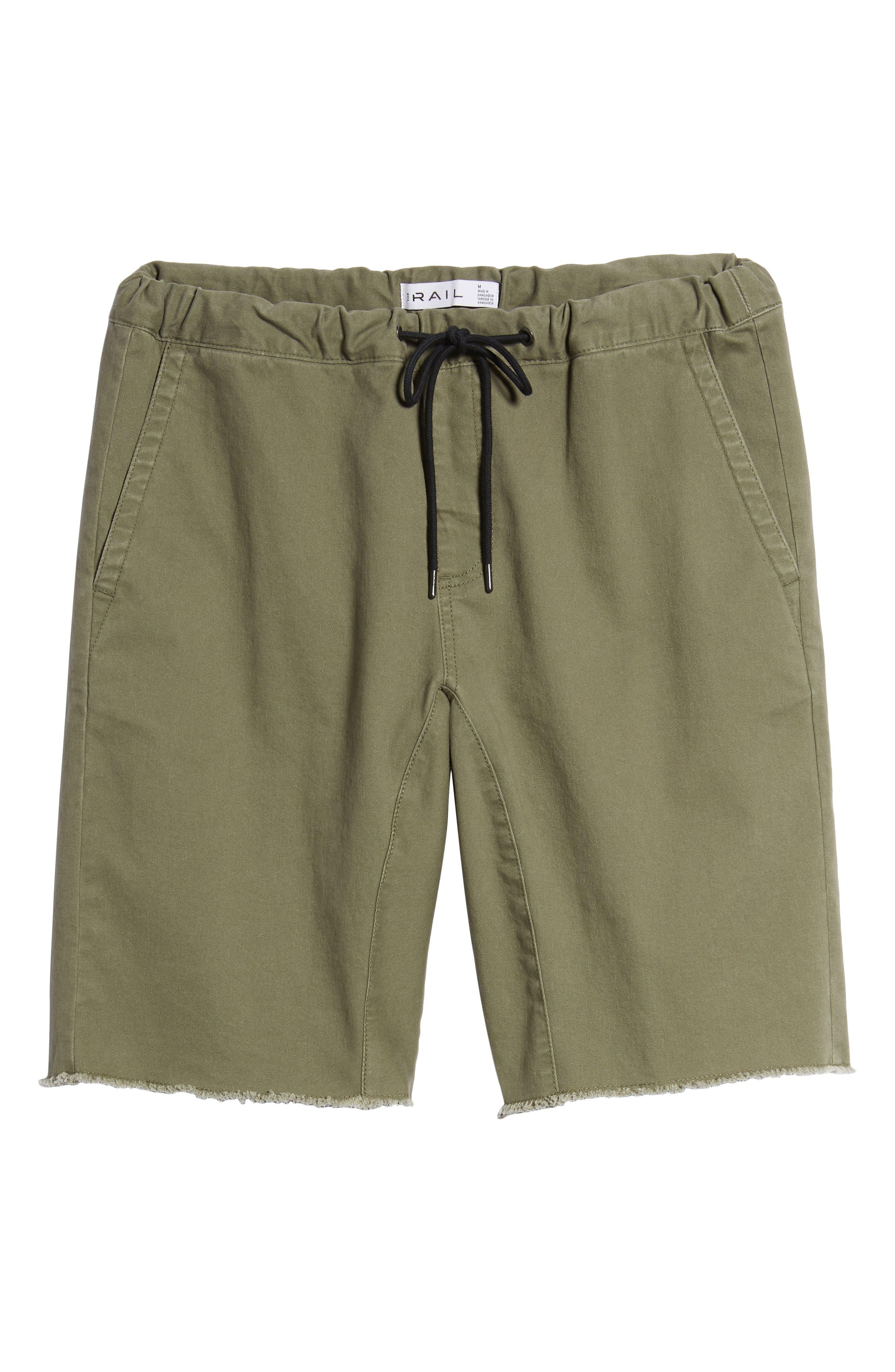 Alternate Image 6  - The Rail Jogger Shorts