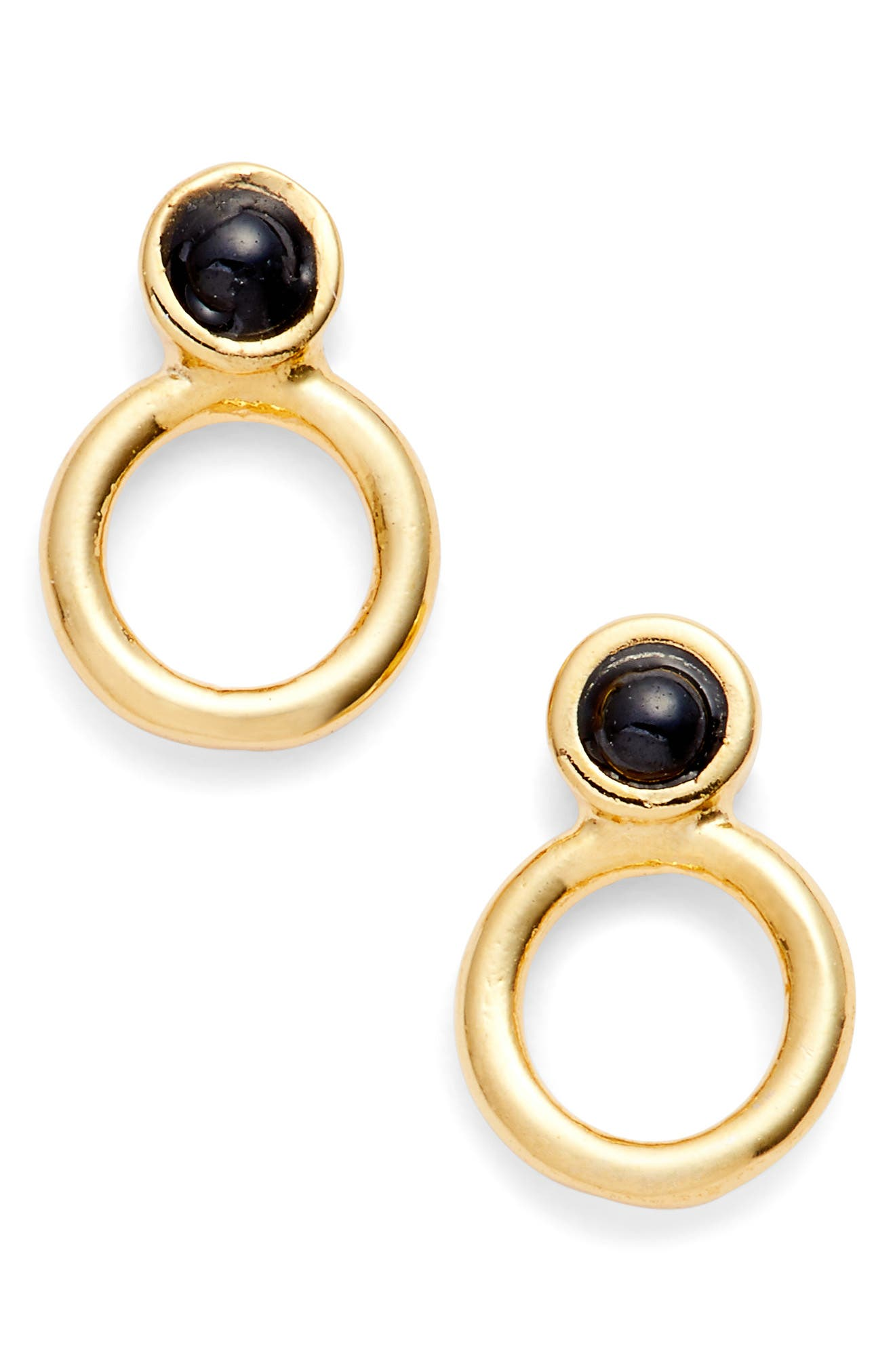 five and two Avery Stud Earrings