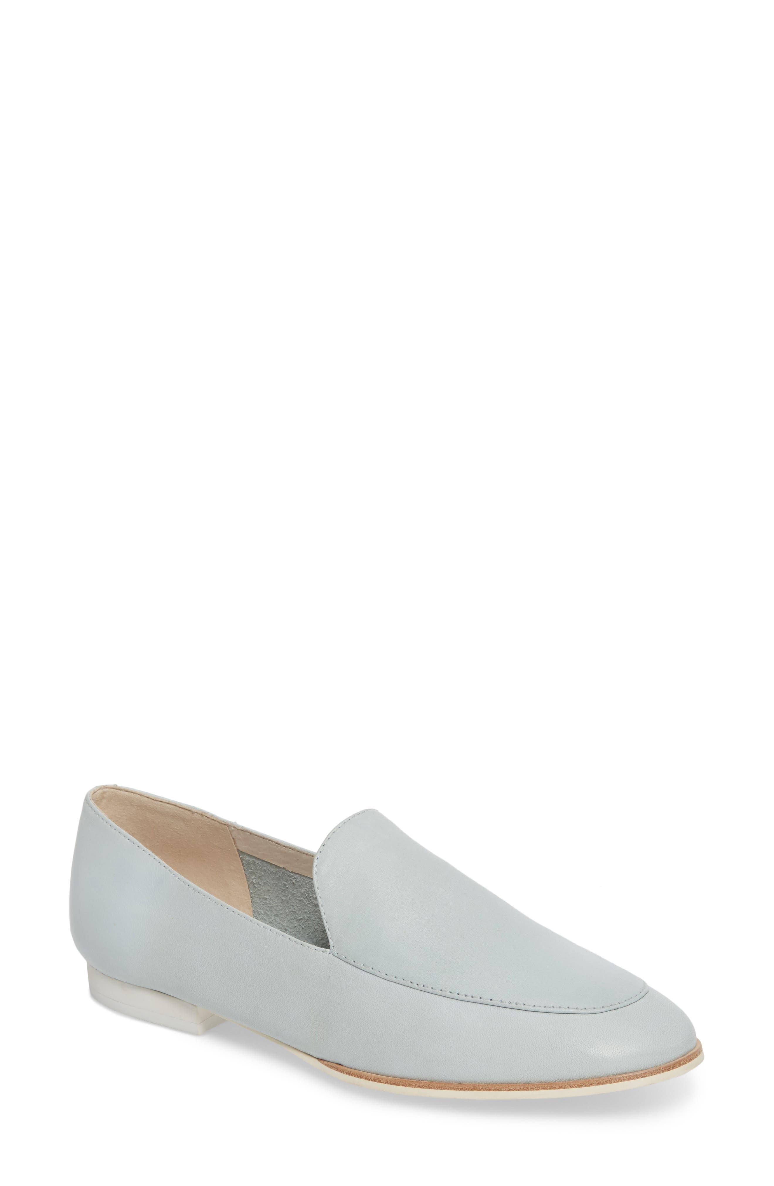 Westley Welt Loafer,                         Main,                         color, Robins Egg Leather