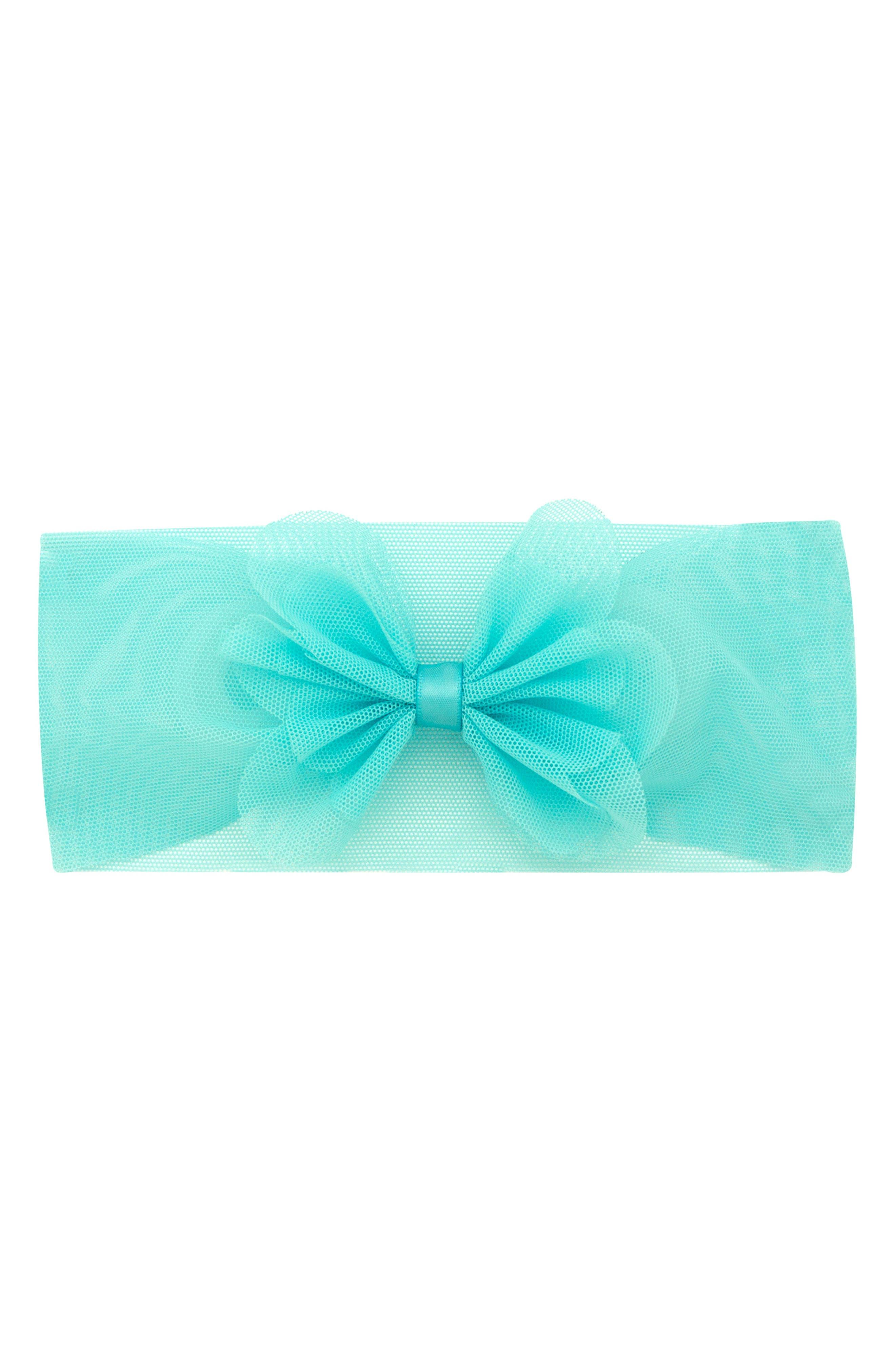 PLH Bows & Laces Mesh Bow Headband