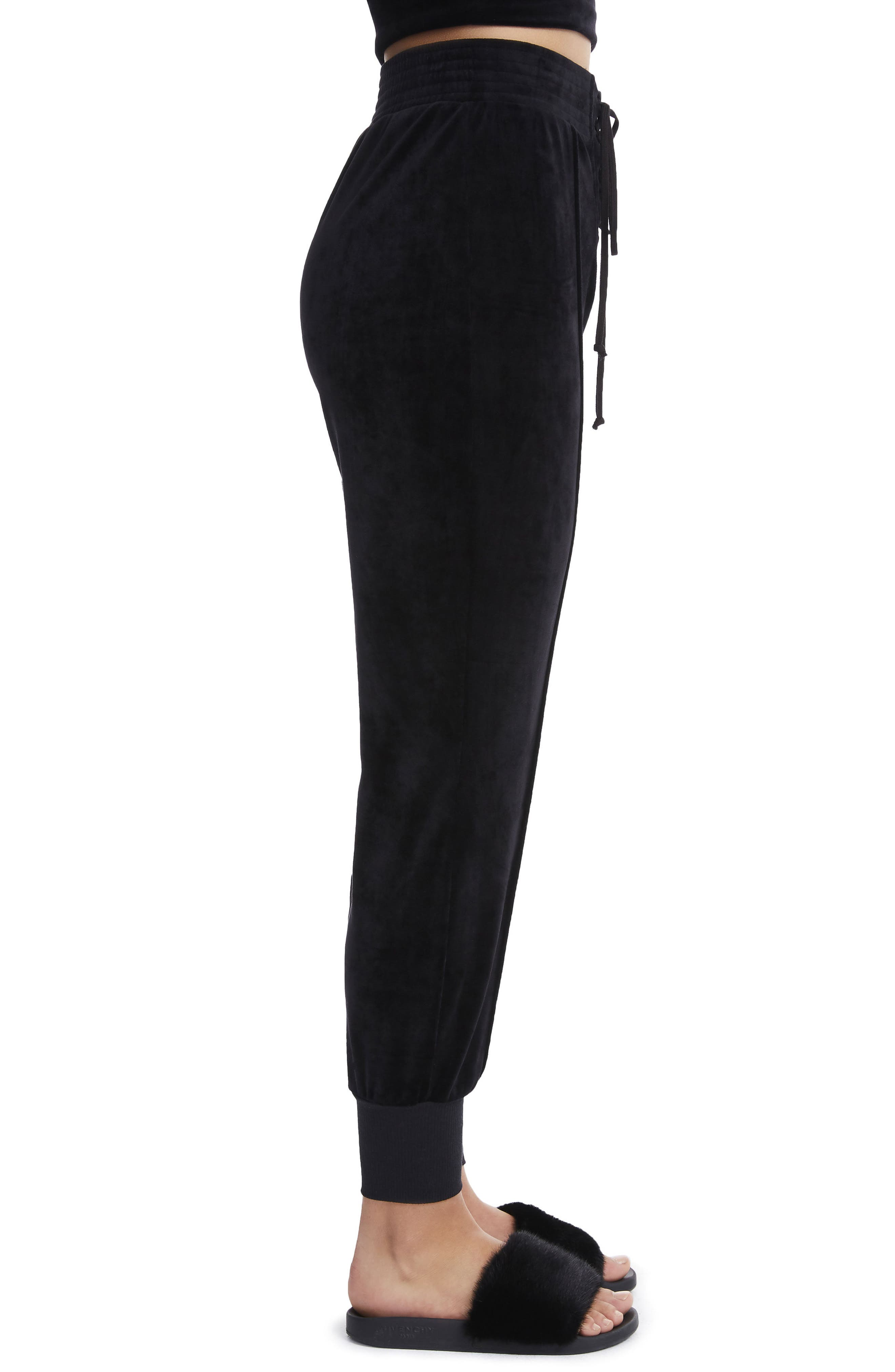 Alternate Image 3  - AFRM Rome Lace-Up Jogger Pants