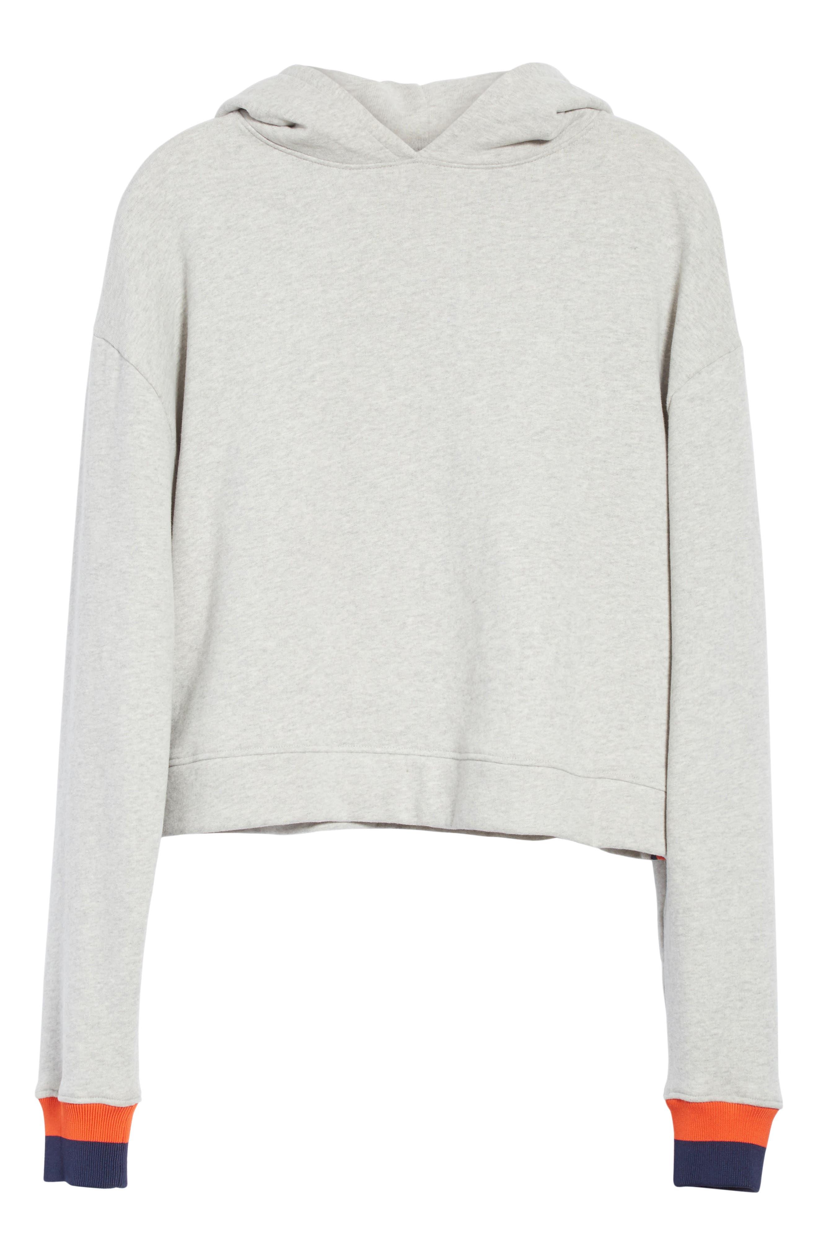 Alternate Image 5  - Kule The Crosby Hooded Sweatshirt