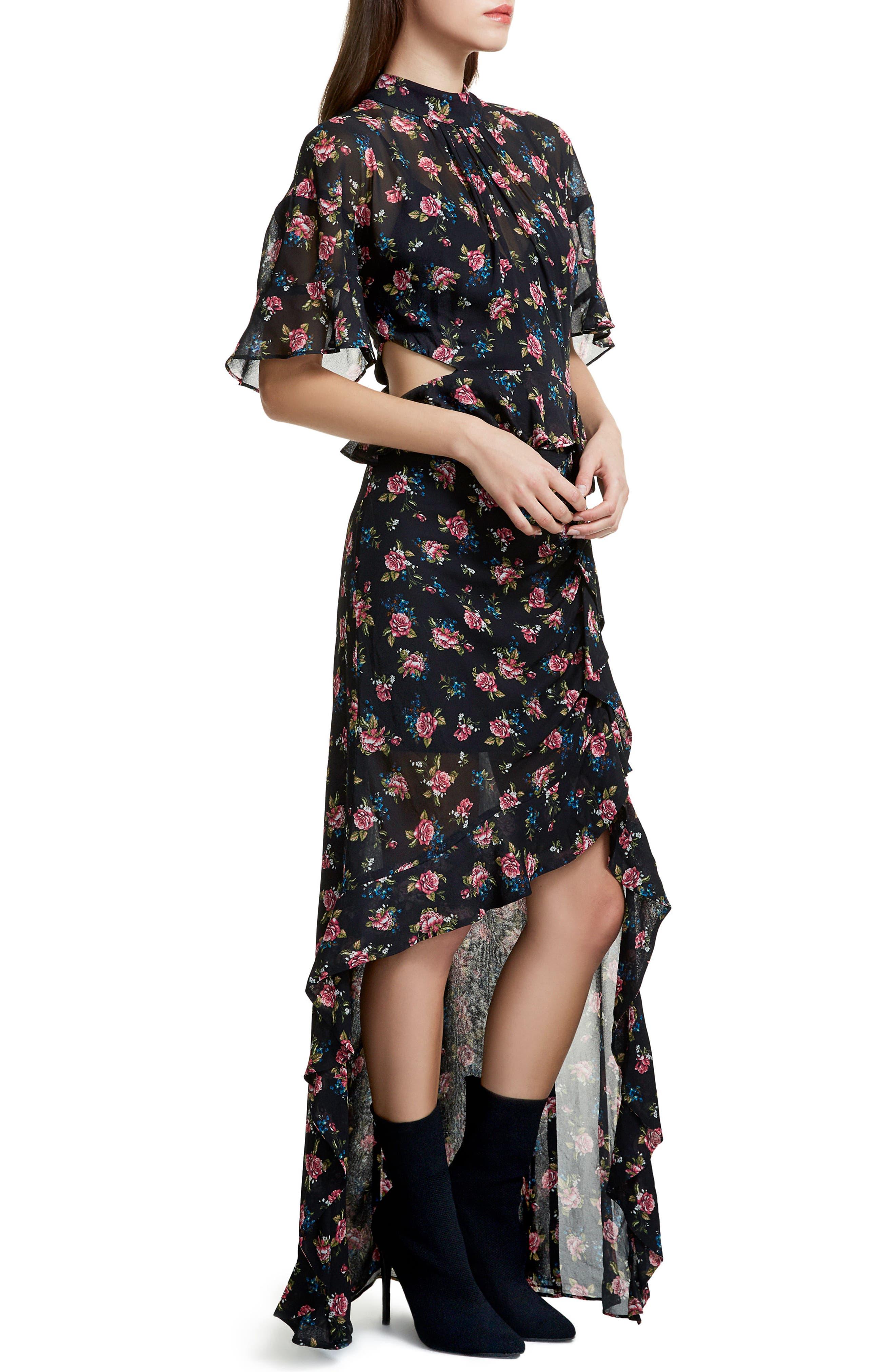 Alternate Image 3  - AFRM Melsa Cutout Maxi Dress