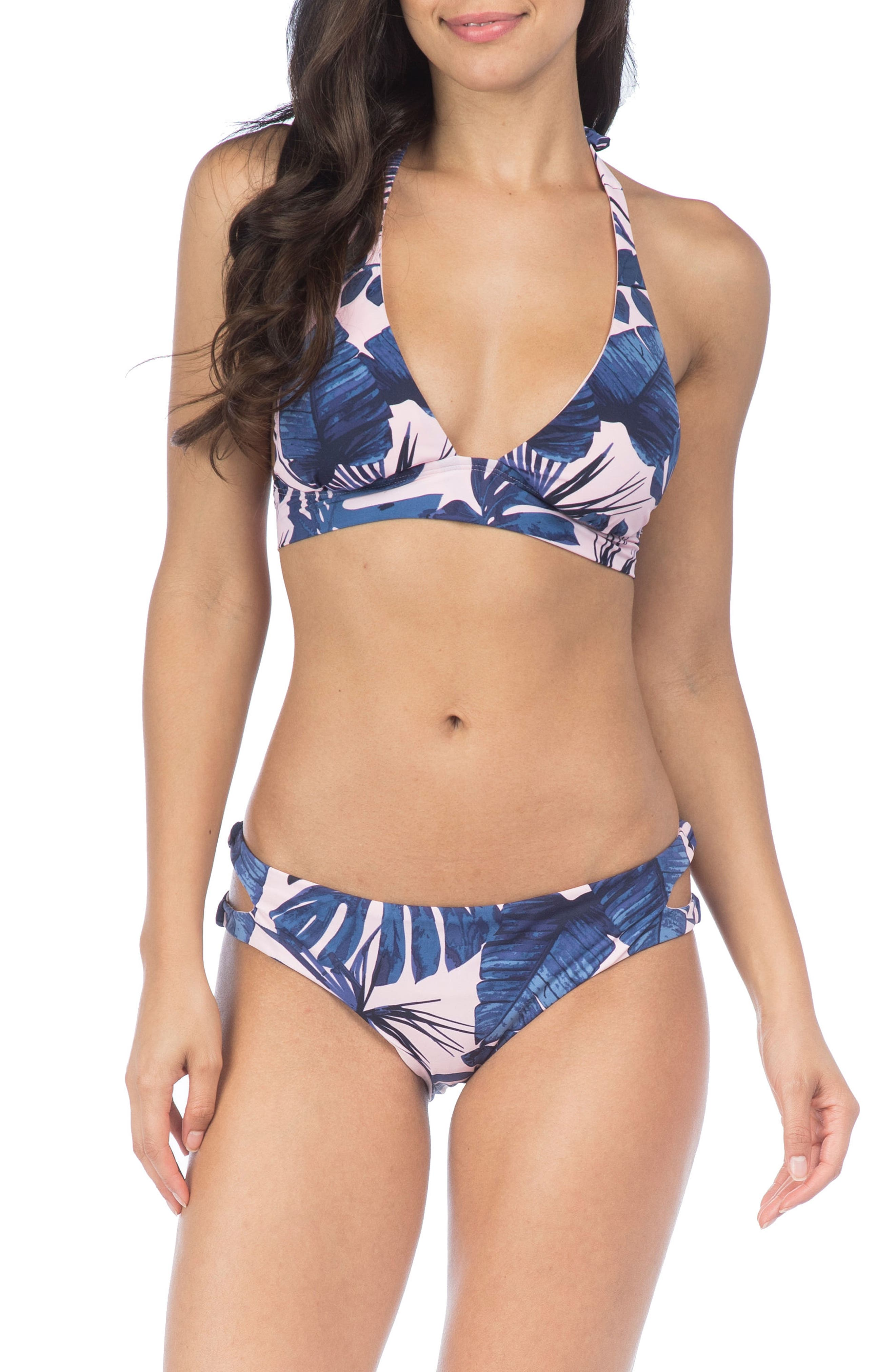 Alternate Image 3  - The Bikini Lab Fronds Bikini Bottoms