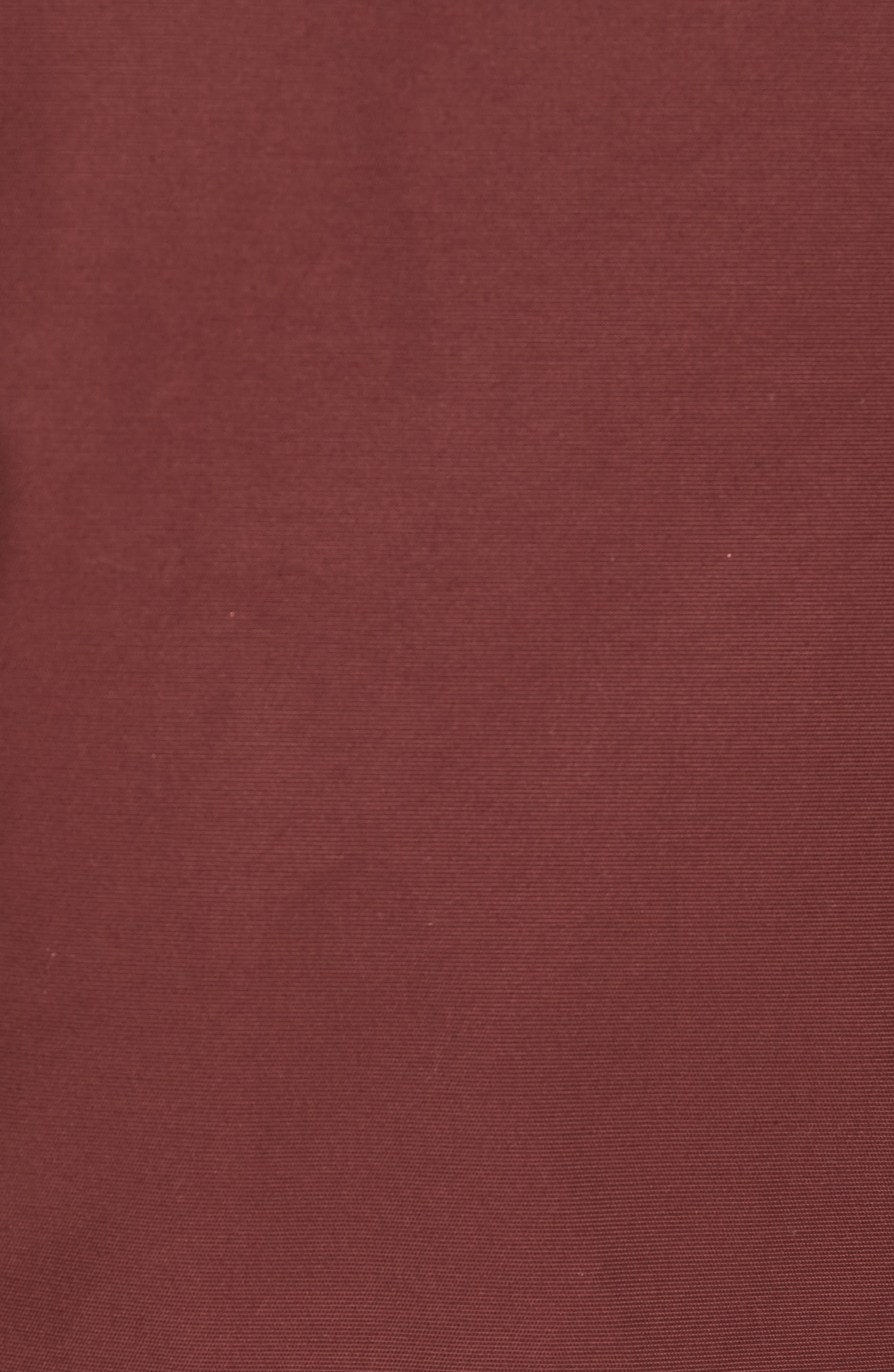 'Ballistic' Bomber Jacket with Genuine Fox Fur Trim,                             Alternate thumbnail 5, color,                             Muskoka