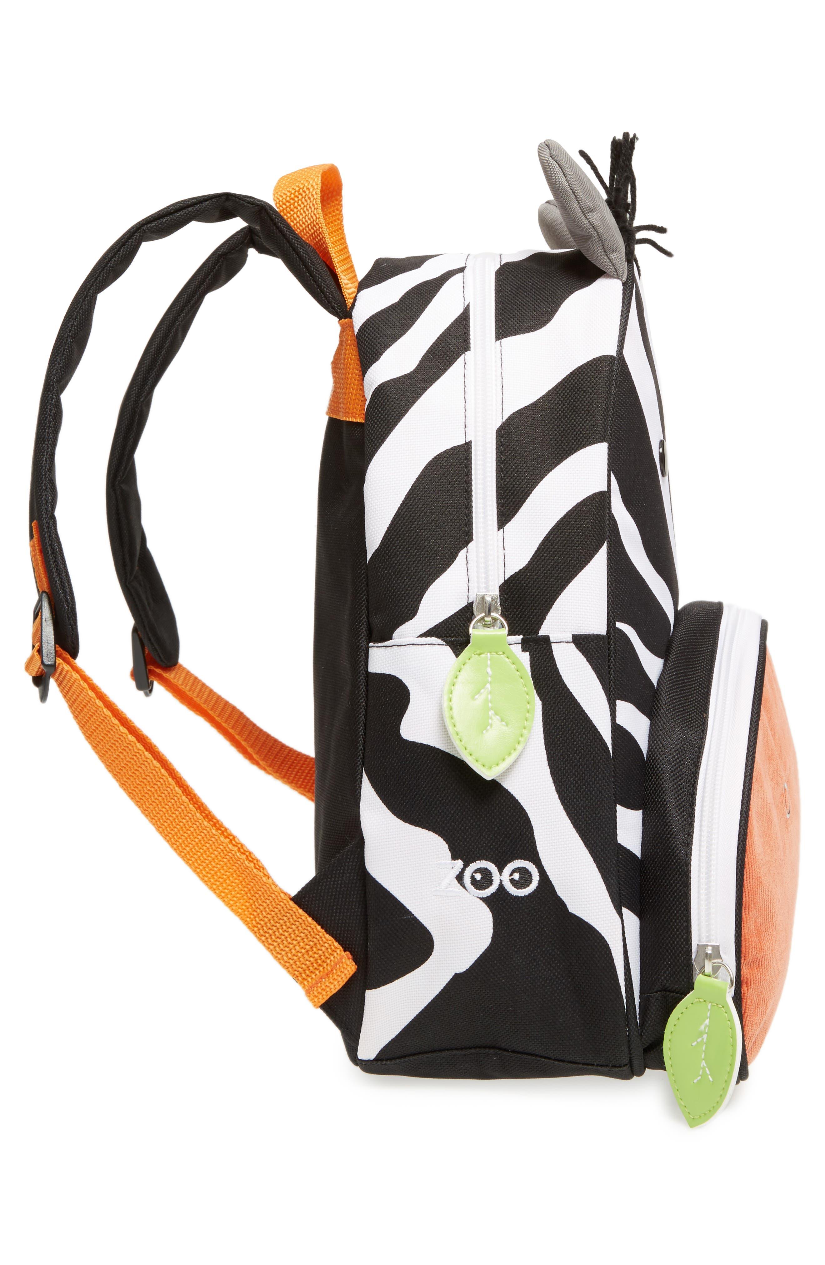 Alternate Image 3  - Skip Hop Zoo Pack Backpack (Kids)