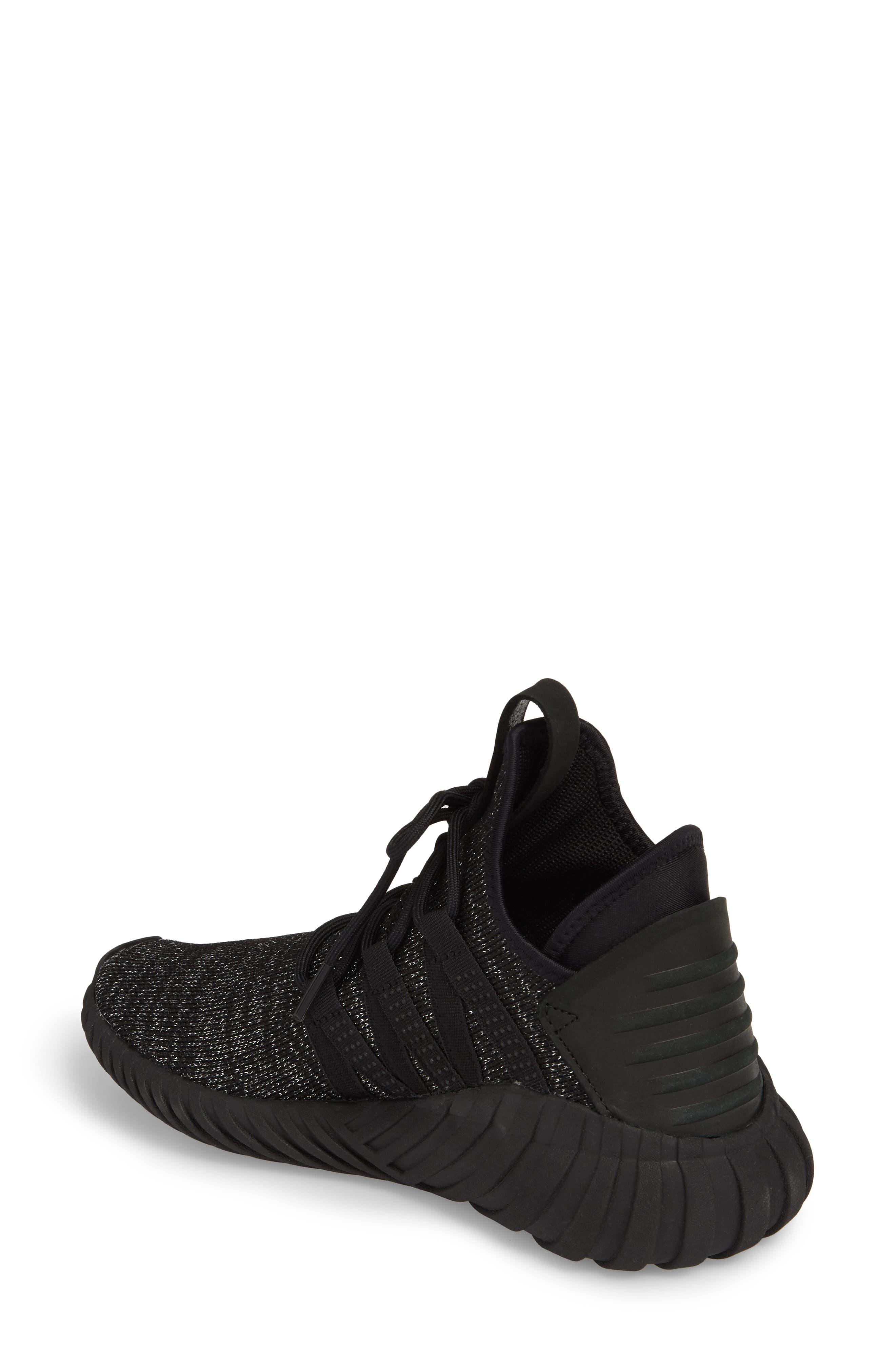Alternate Image 2  - adidas Tubular Dawn Primeknit Sneaker (Women)