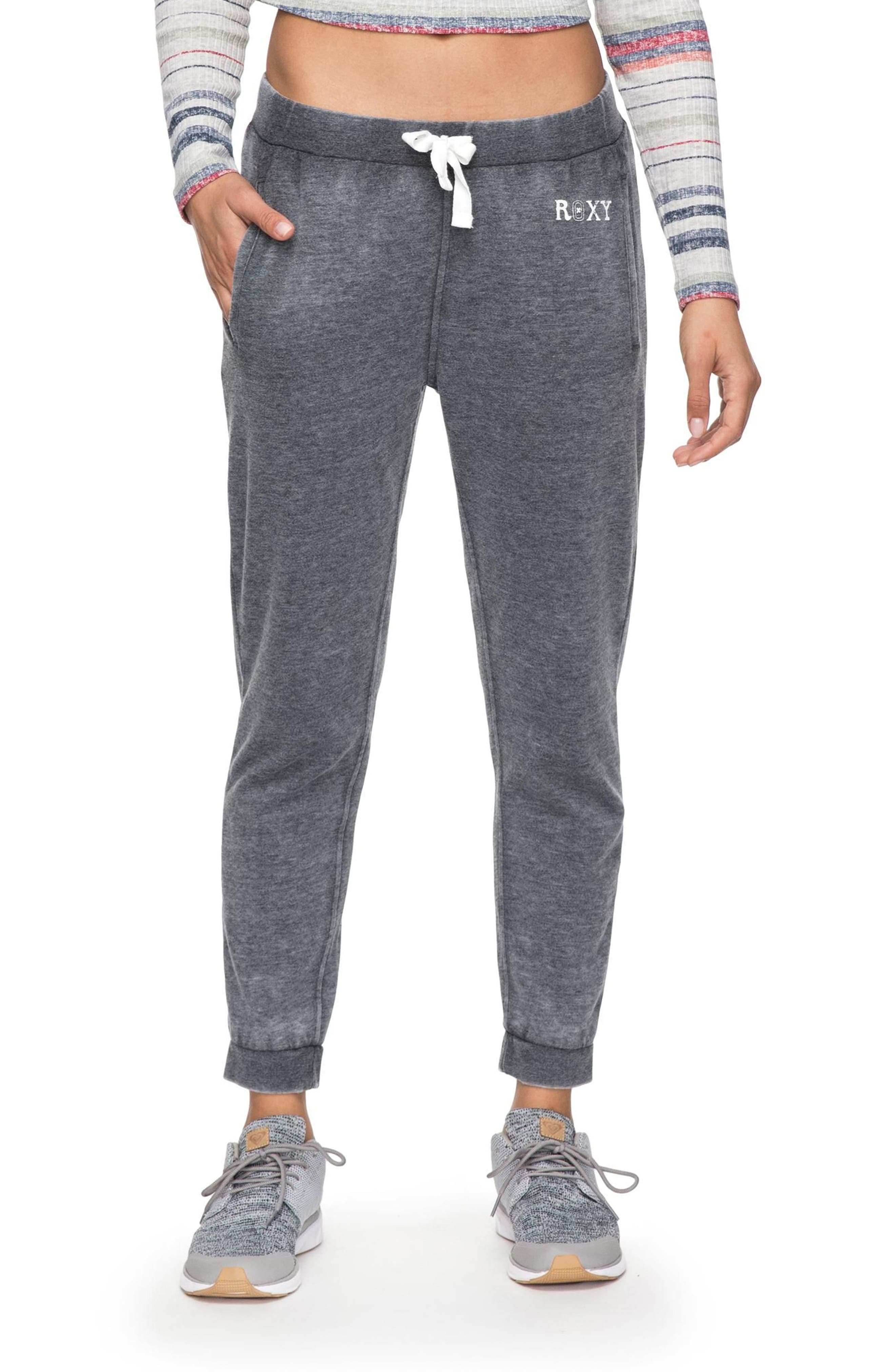 Groovy Song Tidewall Jogger Pants,                         Main,                         color, Anthracite
