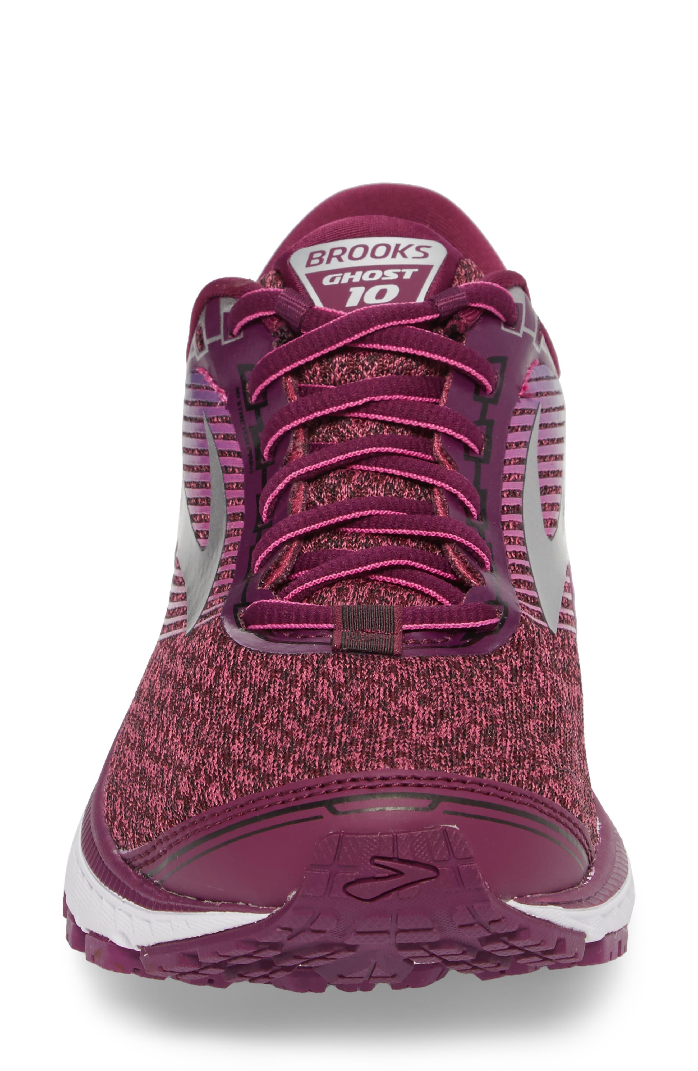 Alternate Image 4  - Brooks Ghost 10 Running Shoe (Women)