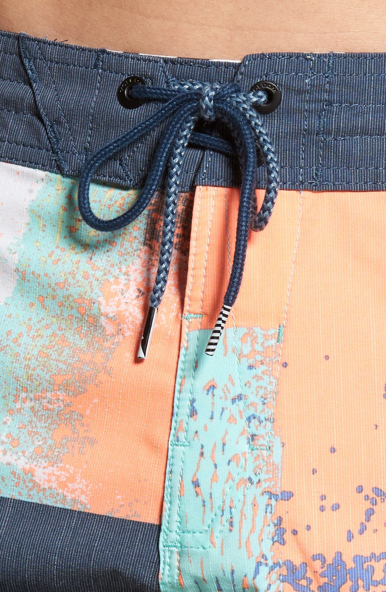 3 Quarta Board Shorts,                             Alternate thumbnail 4, color,                             Orange
