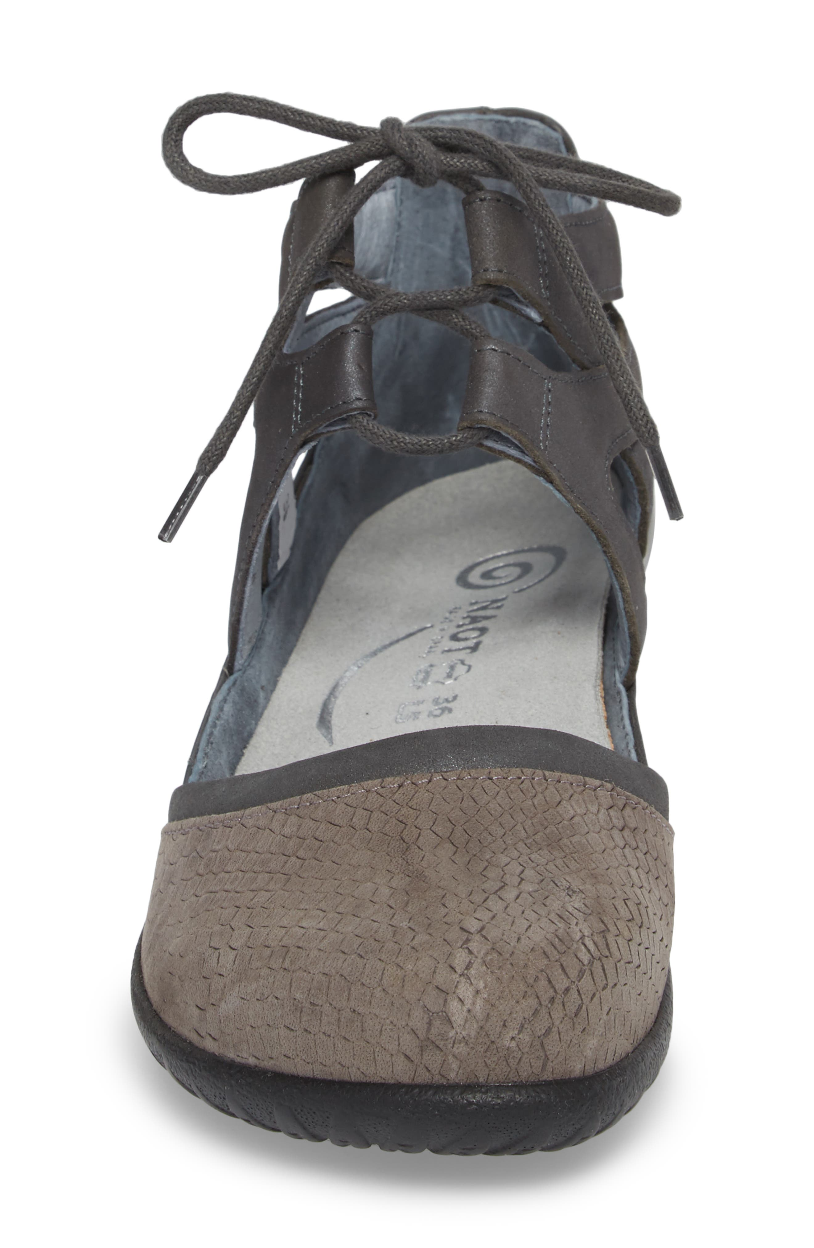 Alternate Image 4  - Naot Kata Lace-Up Sandal (Women)