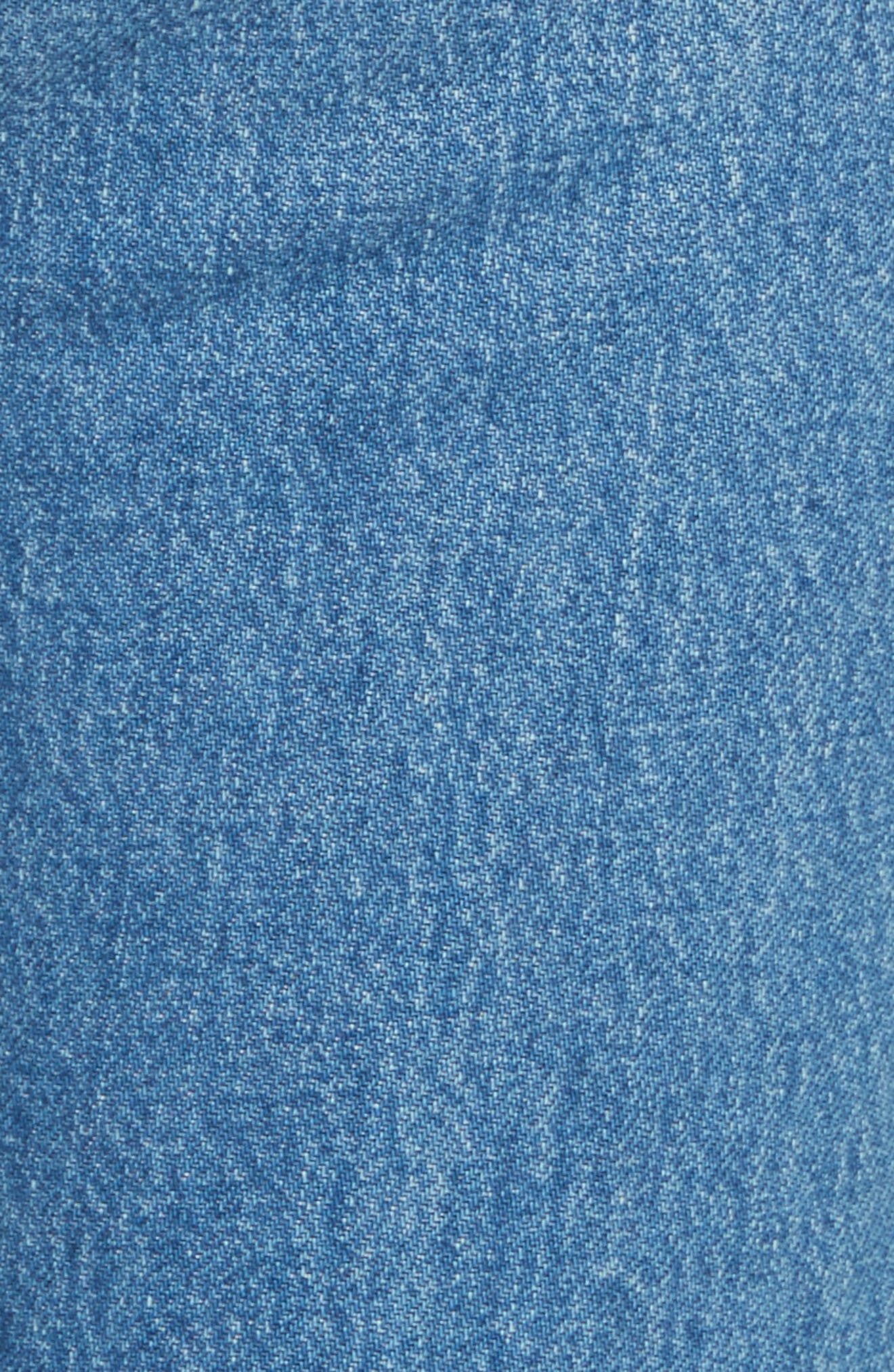 Alternate Image 6  - Jean Atelier Janis High Rise Flare Jeans (Jagger)